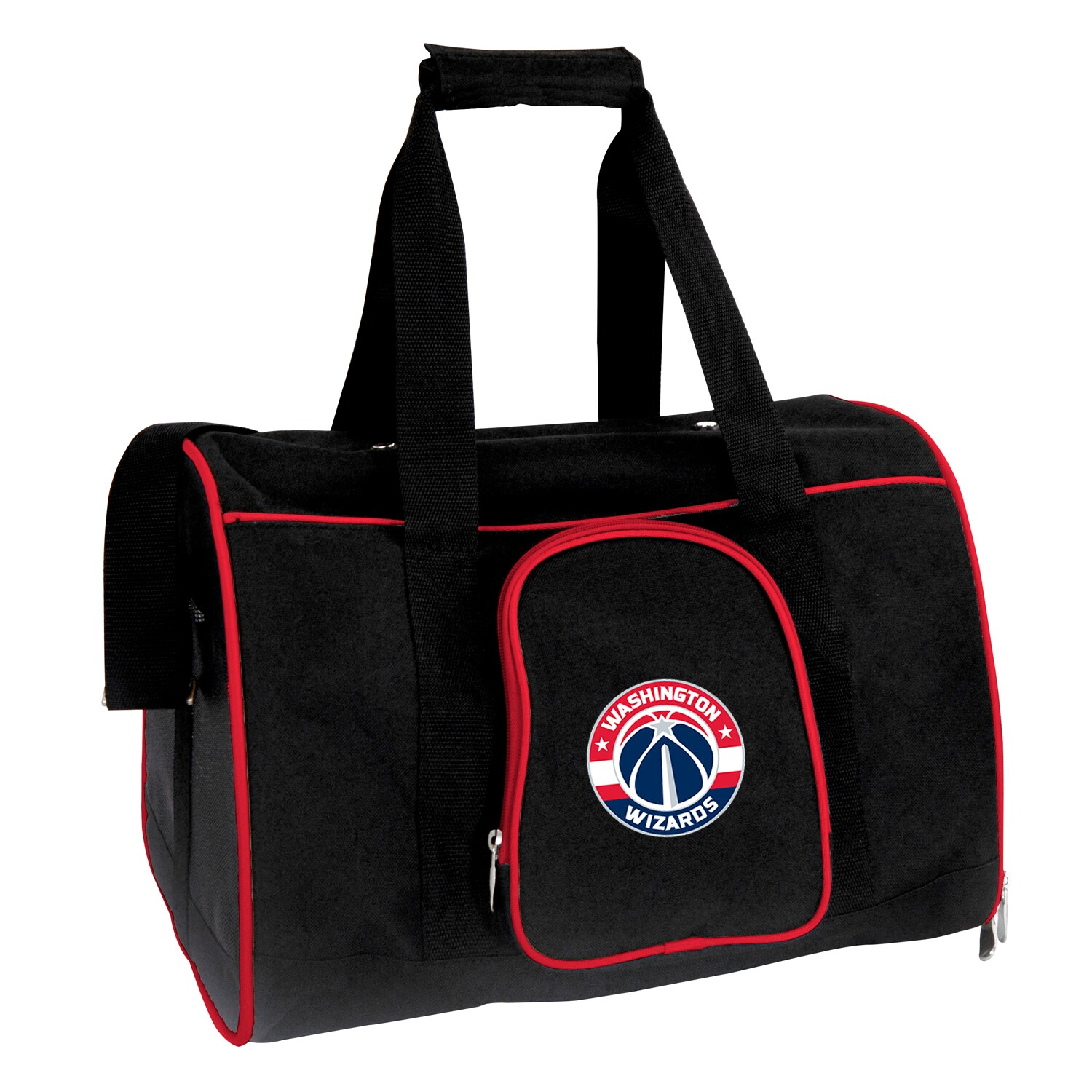"Washington Wizards Small 16"" Pet Carrier - Black"