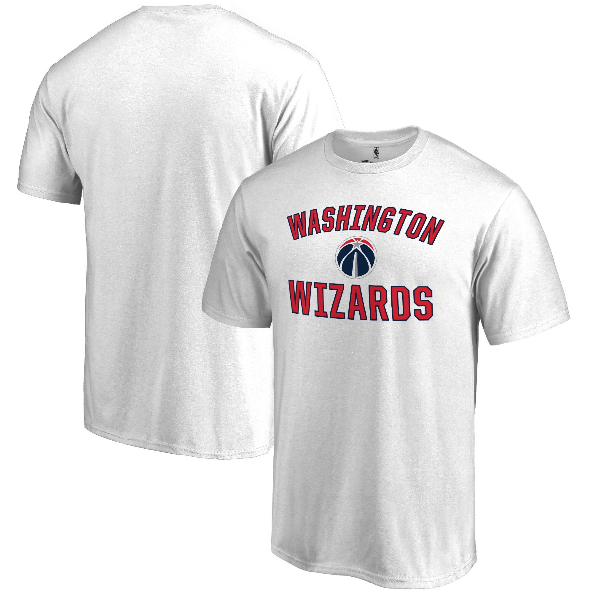 Washington Wizards Victory Arch T-Shirt - White