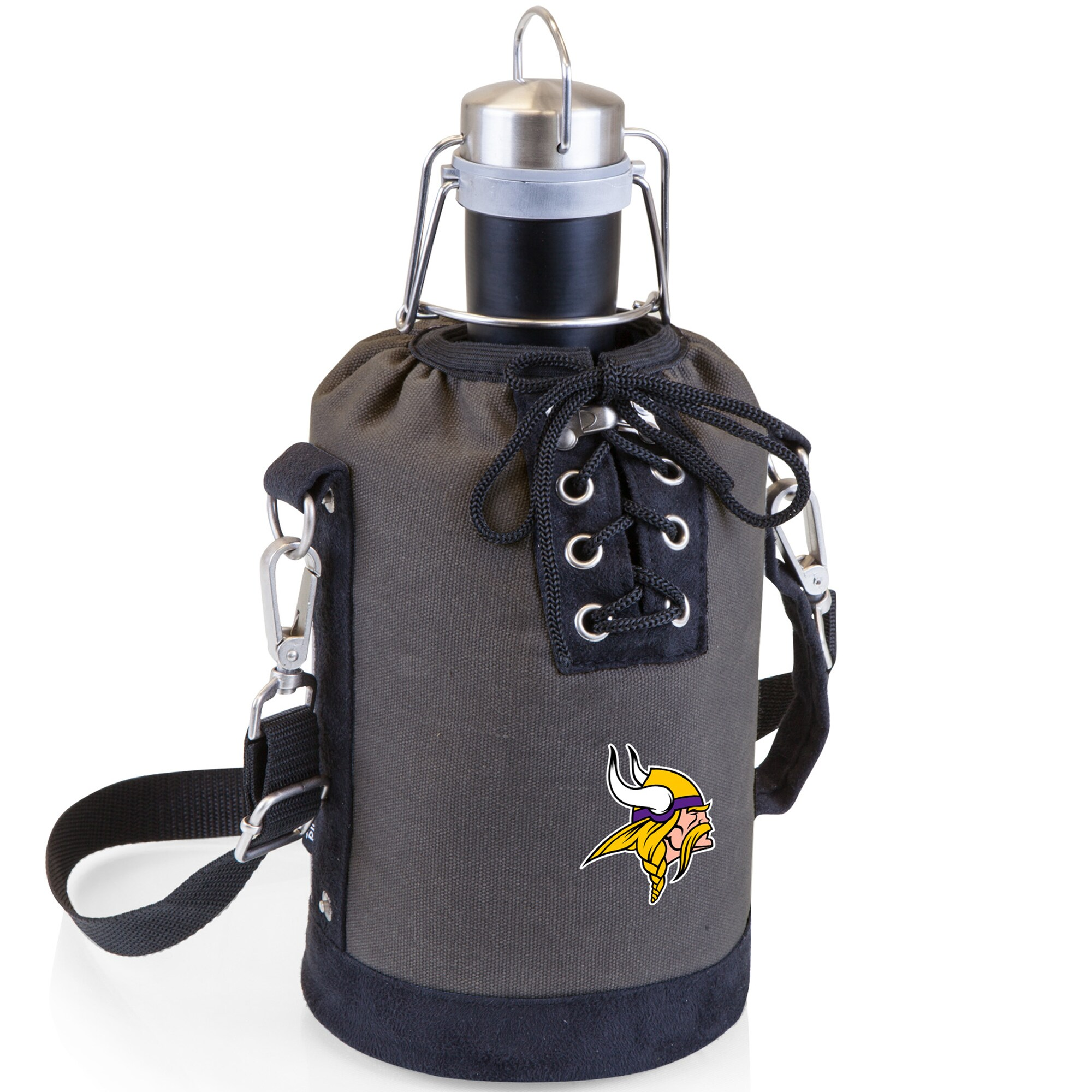 Minnesota Vikings Growler Tote Set