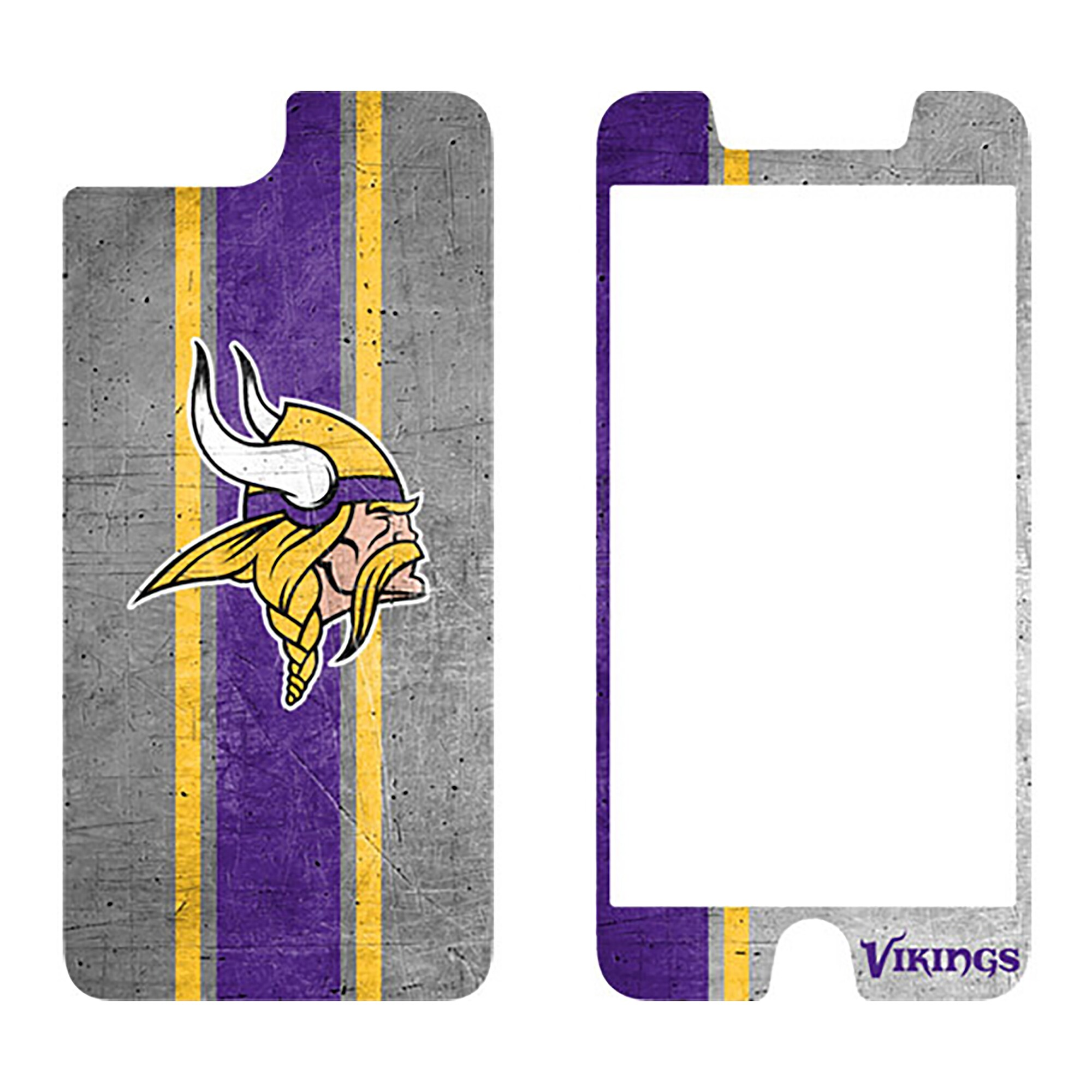 Minnesota Vikings OtterBox iPhone 8 Plus/7 Plus/6 Plus/6s Plus Alpha Glass Screen Protector
