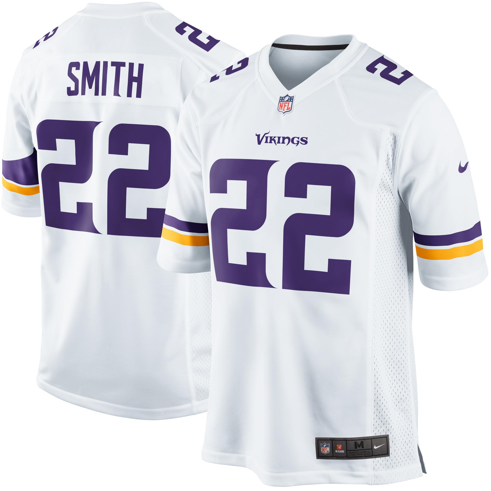 Harrison Smith Minnesota Vikings Nike Game Jersey - White