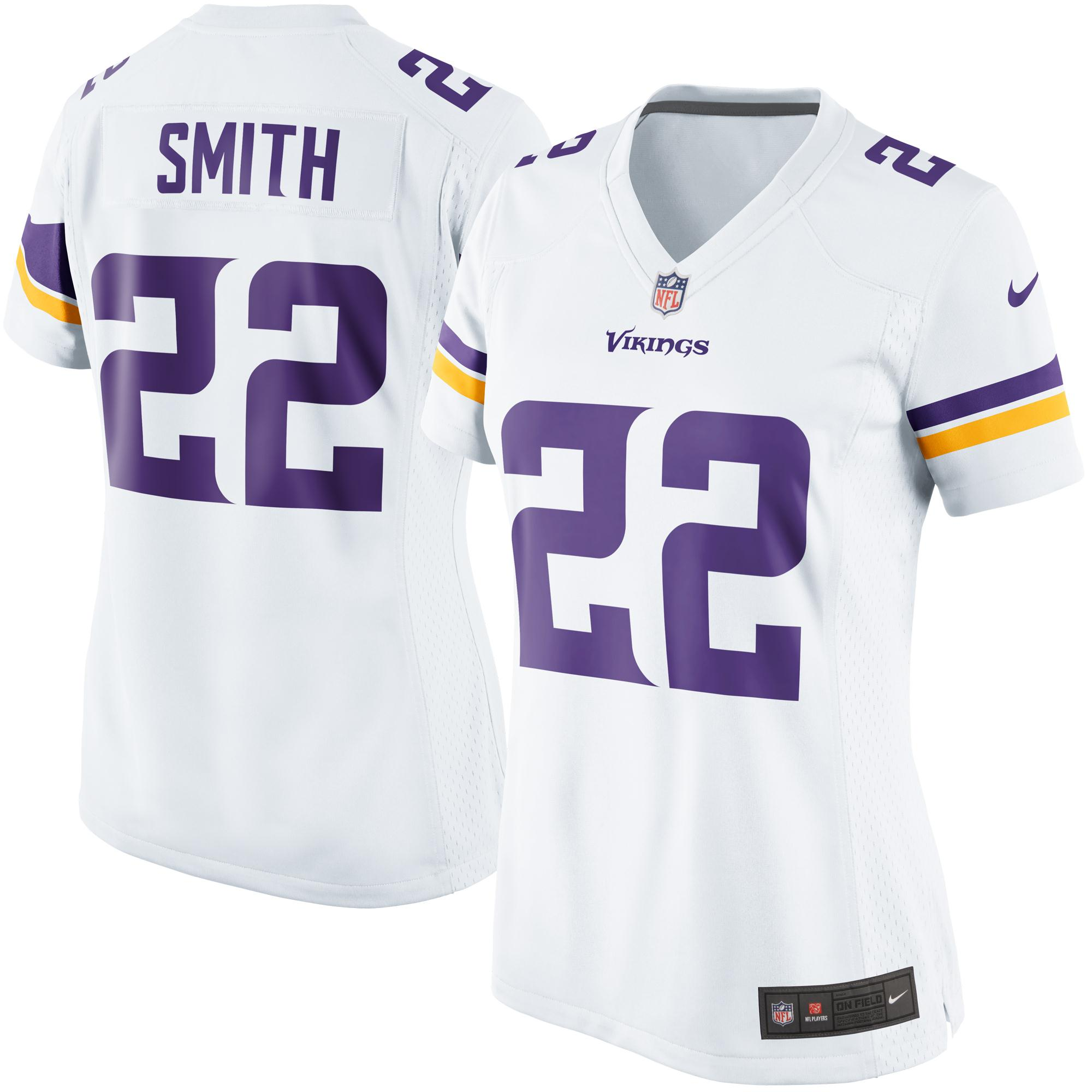 Harrison Smith Minnesota Vikings Nike Women's Game Jersey - White