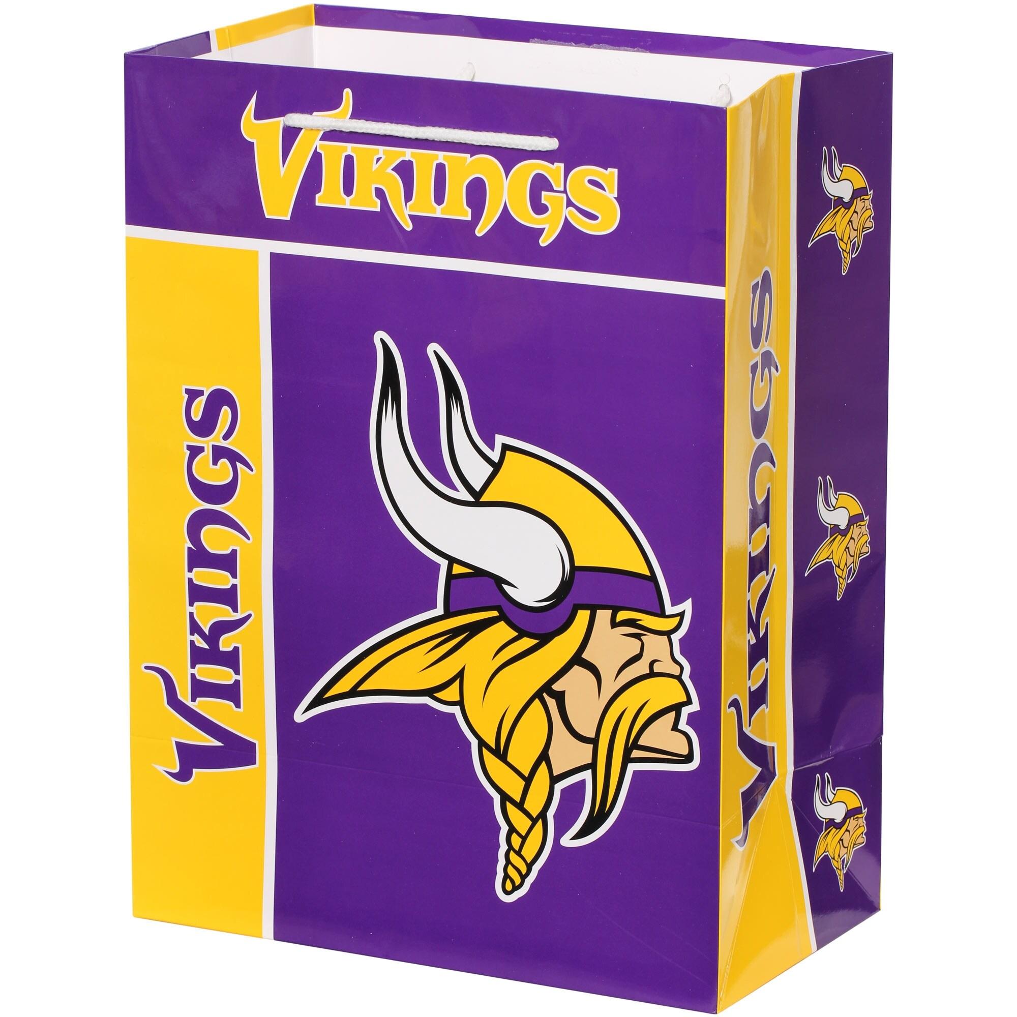 Minnesota Vikings Gift Bag