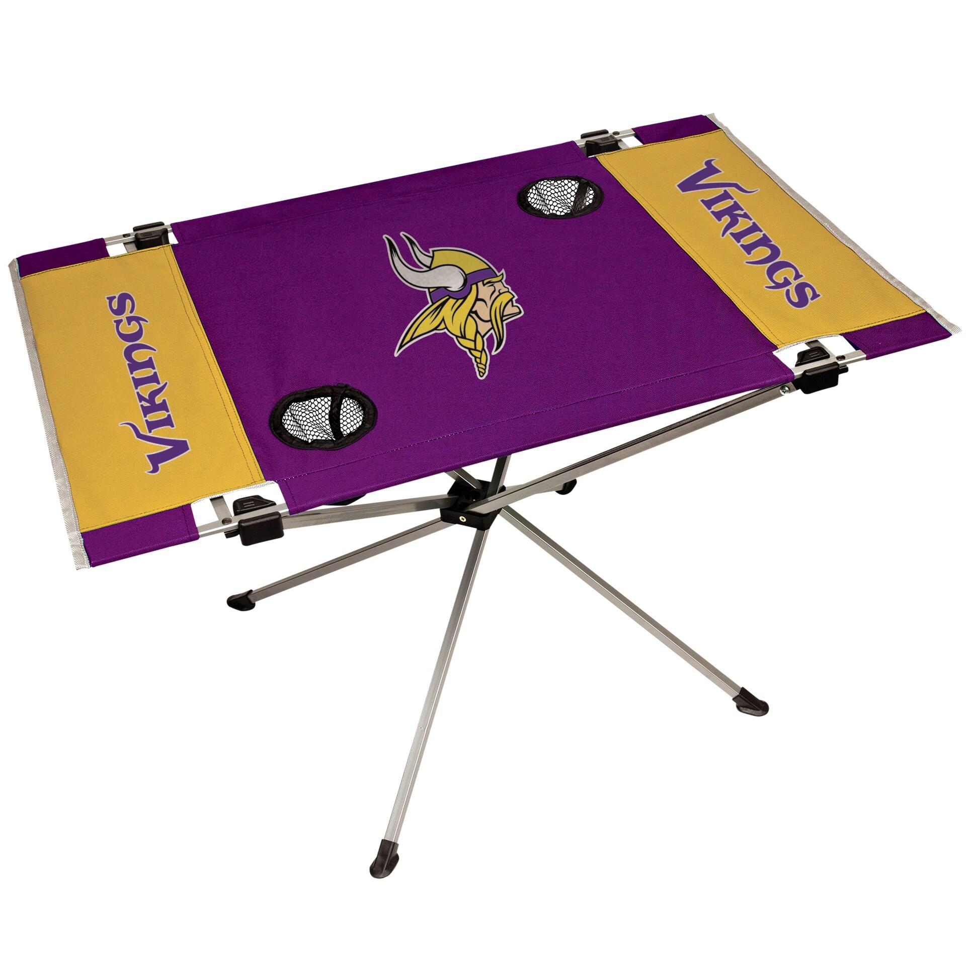 Minnesota Vikings End Zone Table