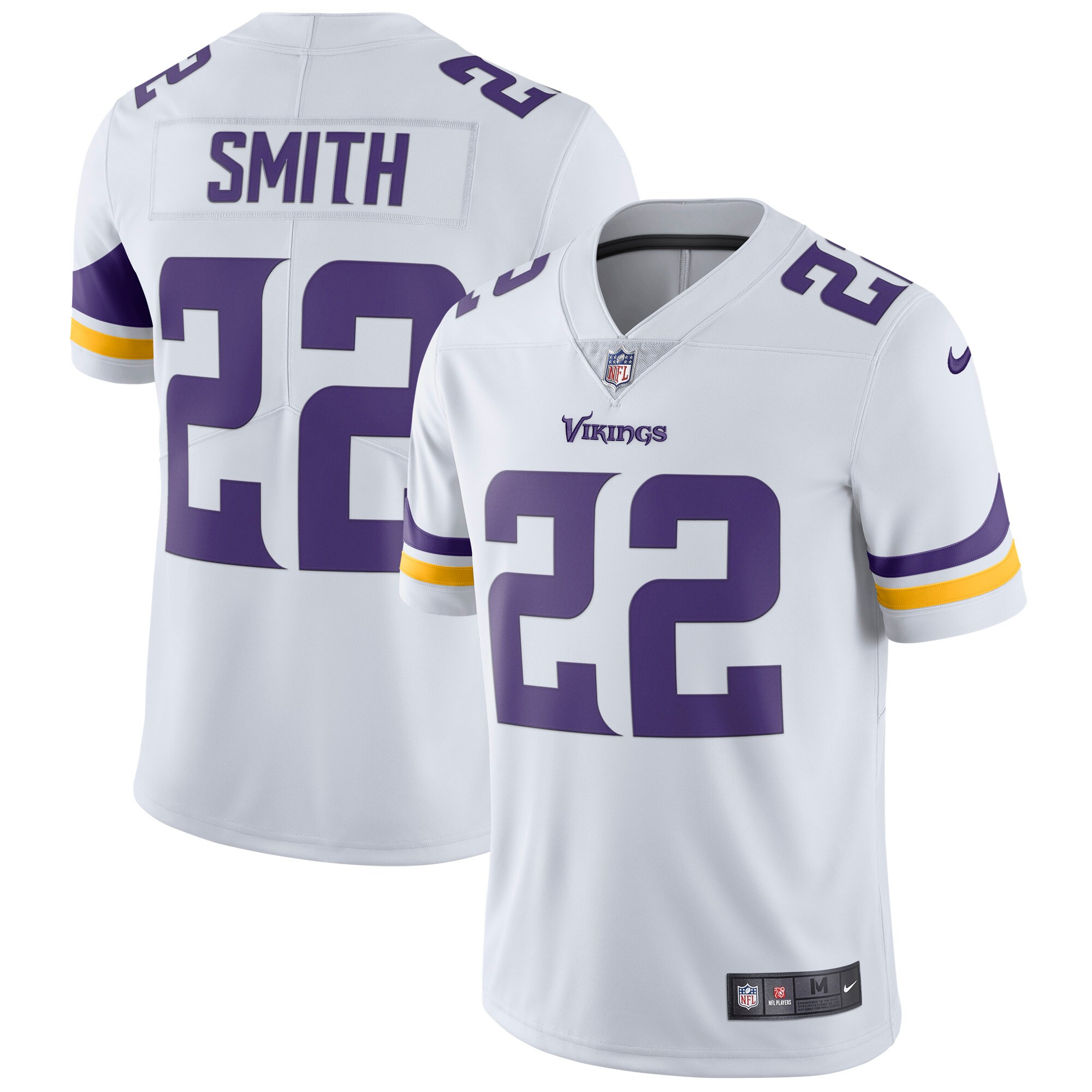 Harrison Smith Minnesota Vikings Nike Vapor Untouchable Limited Player Jersey - White