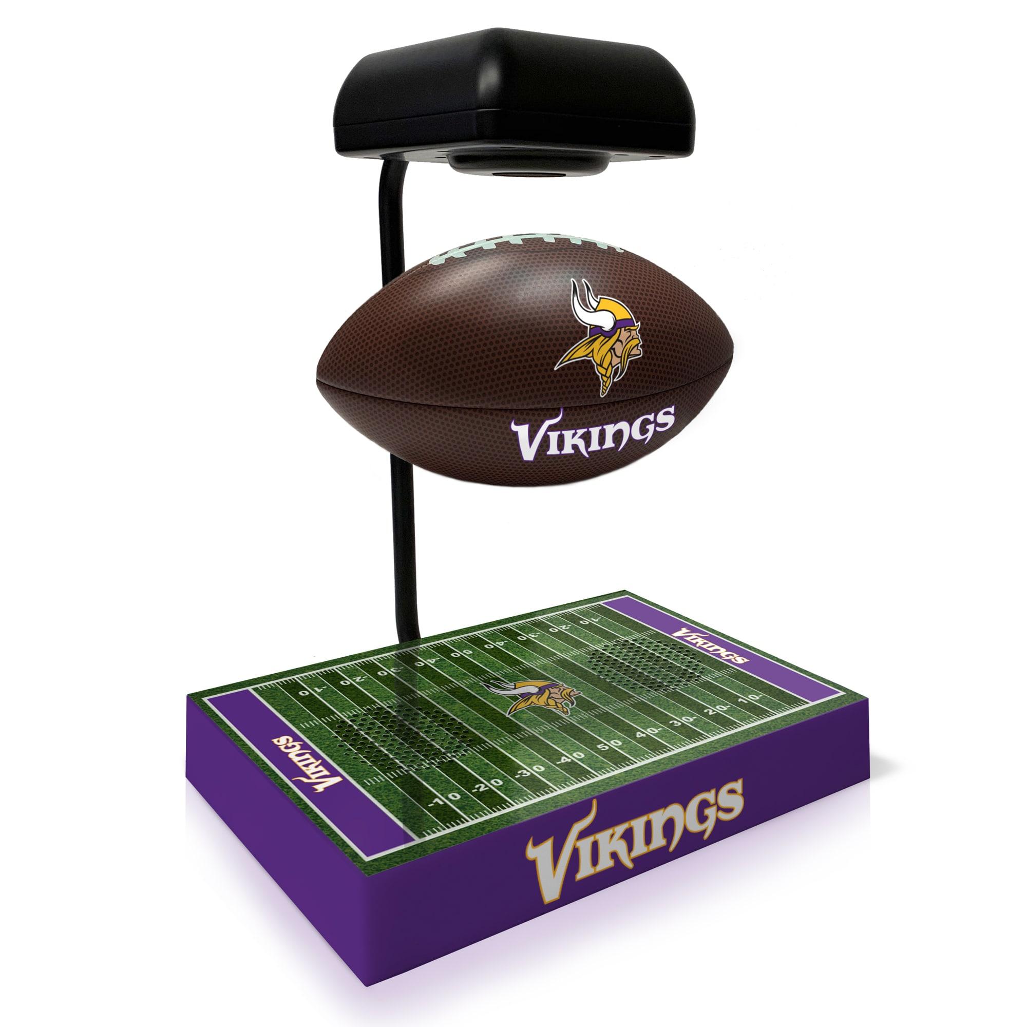 Minnesota Vikings Hover Football With Bluetooth Speaker
