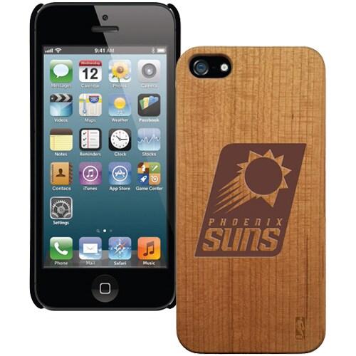 Phoenix Suns Wooden iPhone 5 Primary Case