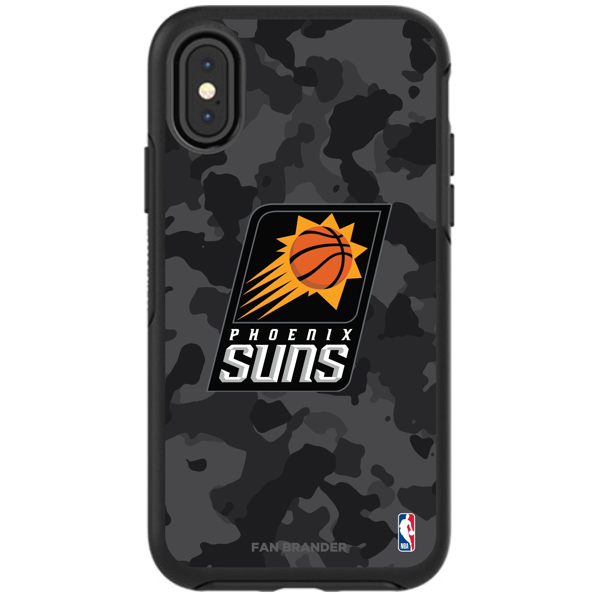 Phoenix Suns OtterBox Urban Camo iPhone Case