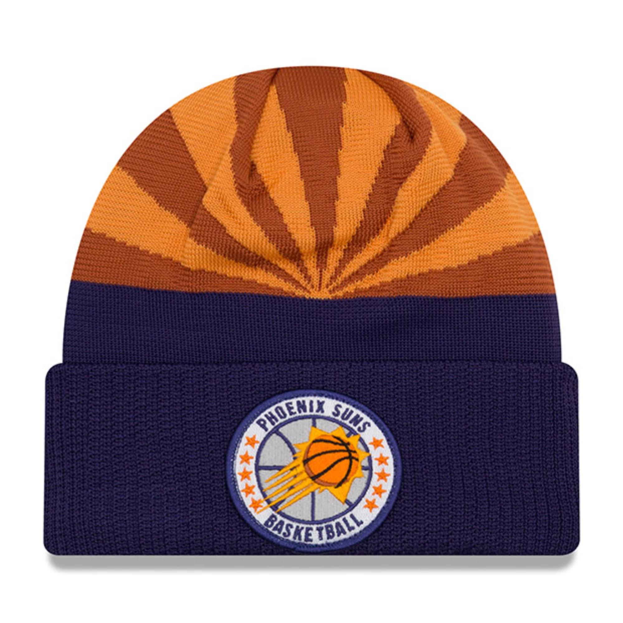 Phoenix Suns New Era 2018 Tip Off Series Cuffed Knit Hat - Orange