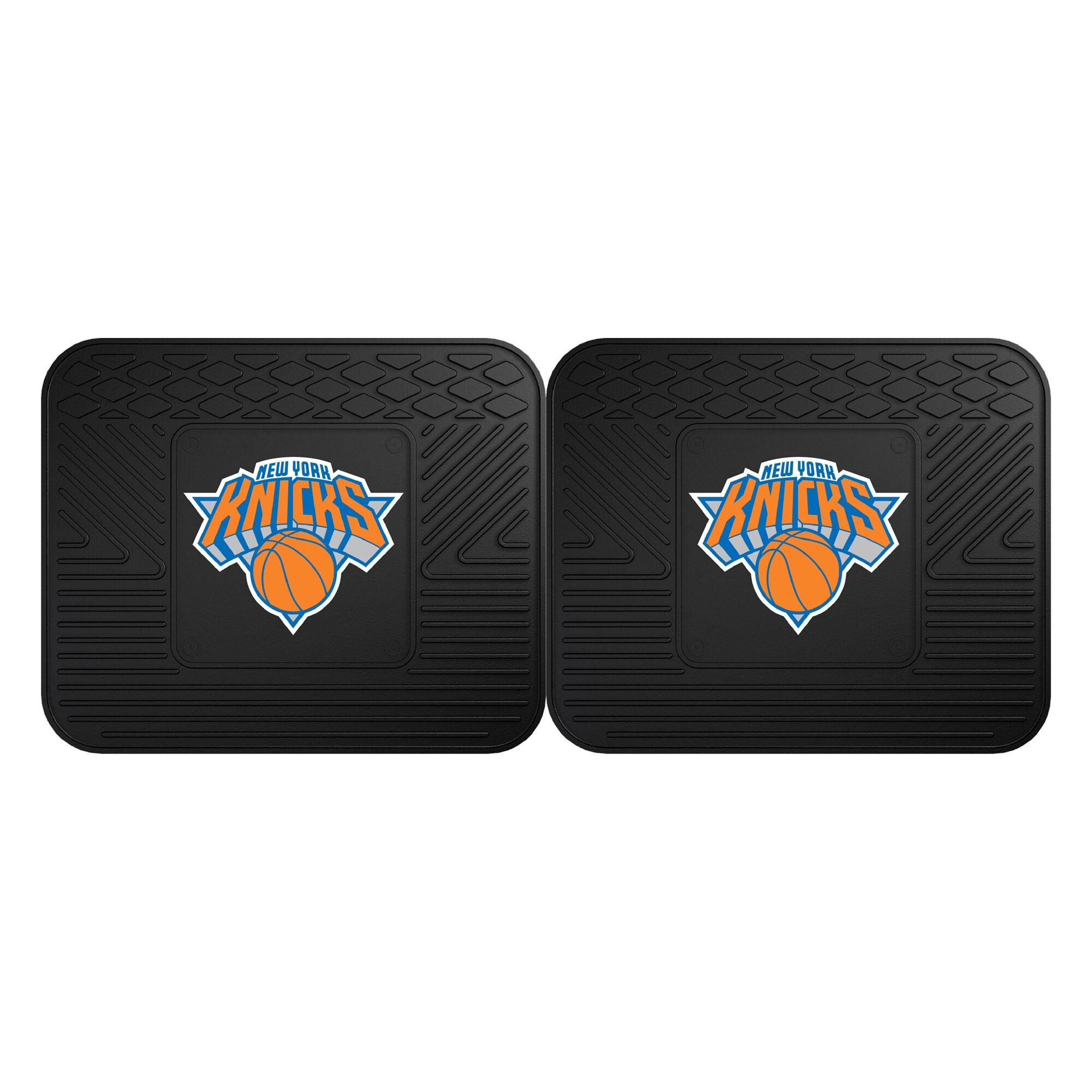 New York Knicks 2-Pack Utility Mat Set