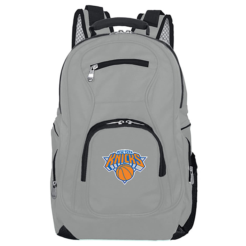 New York Knicks Backpack Laptop - Gray