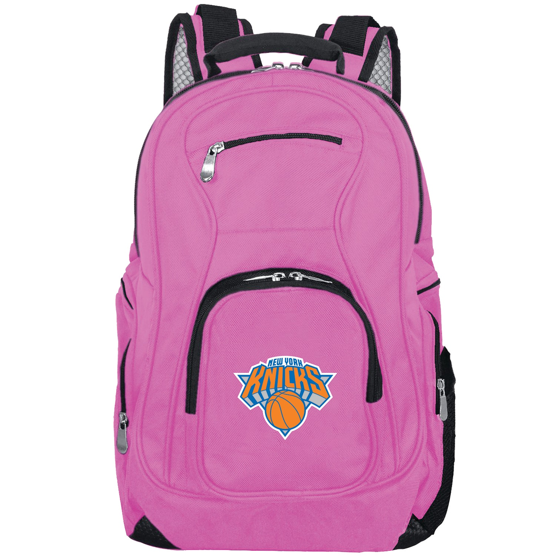 New York Knicks Backpack Laptop - Pink