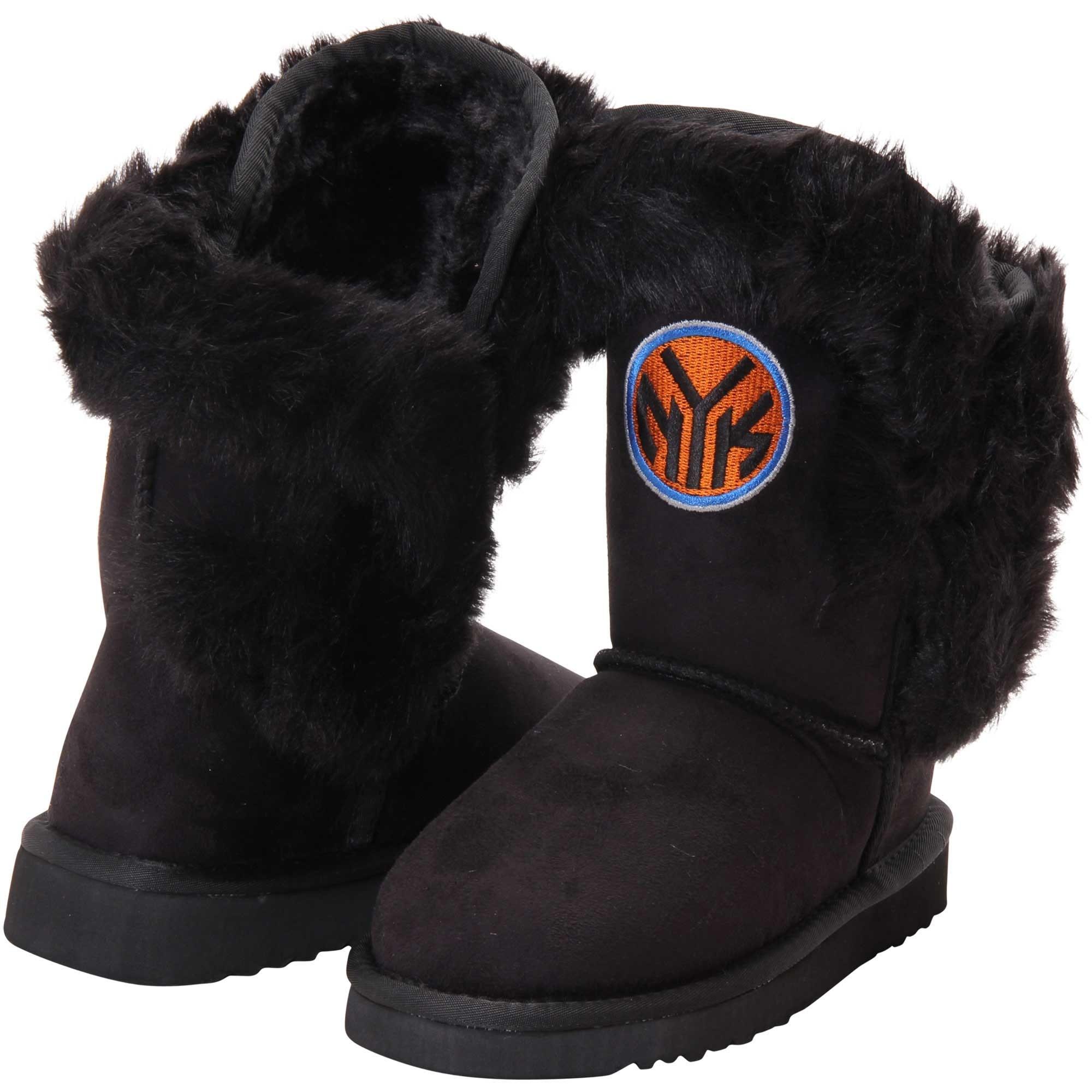 New York Knicks Girls Youth Mini Champions Boots