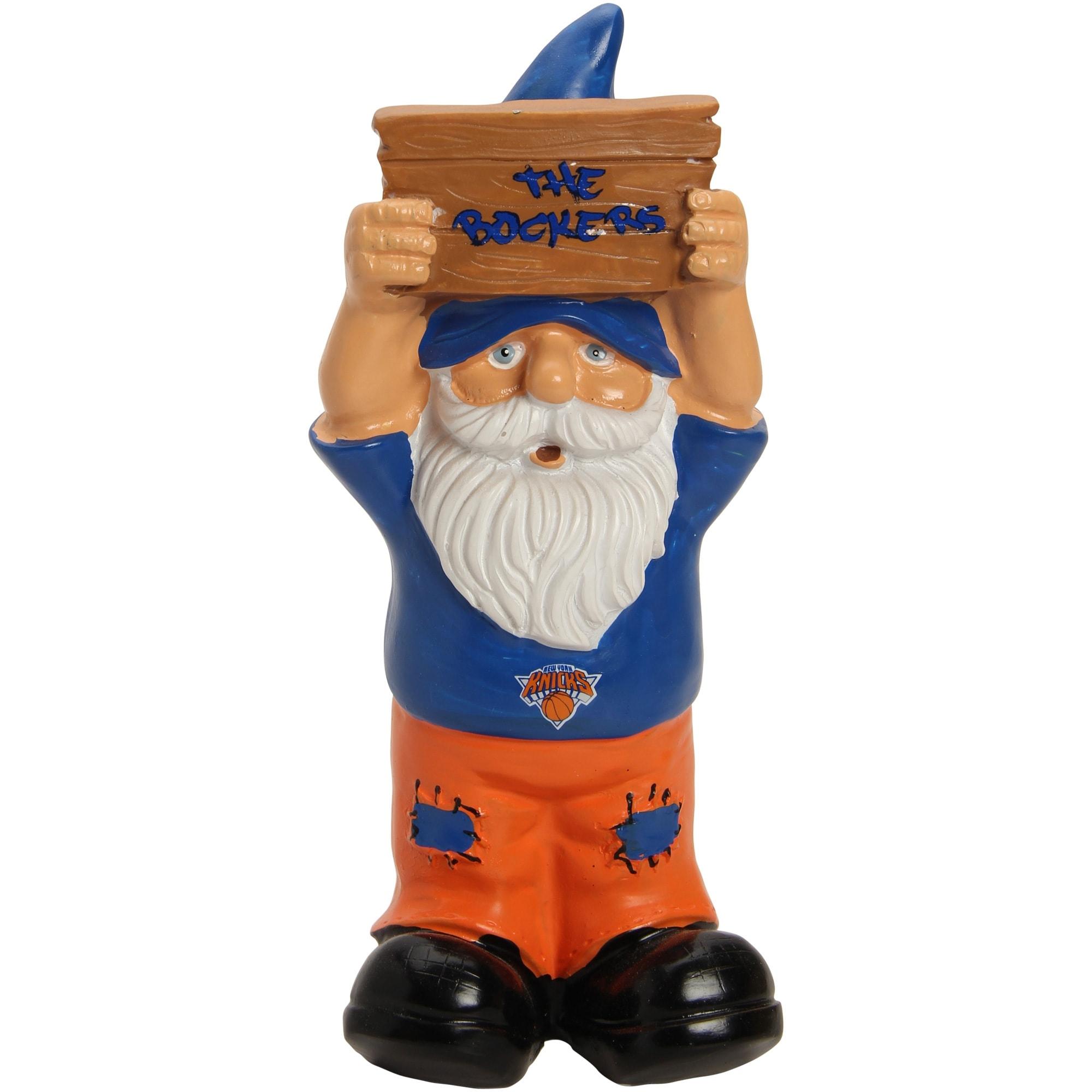 New York Knicks Slogan Mini Gnome