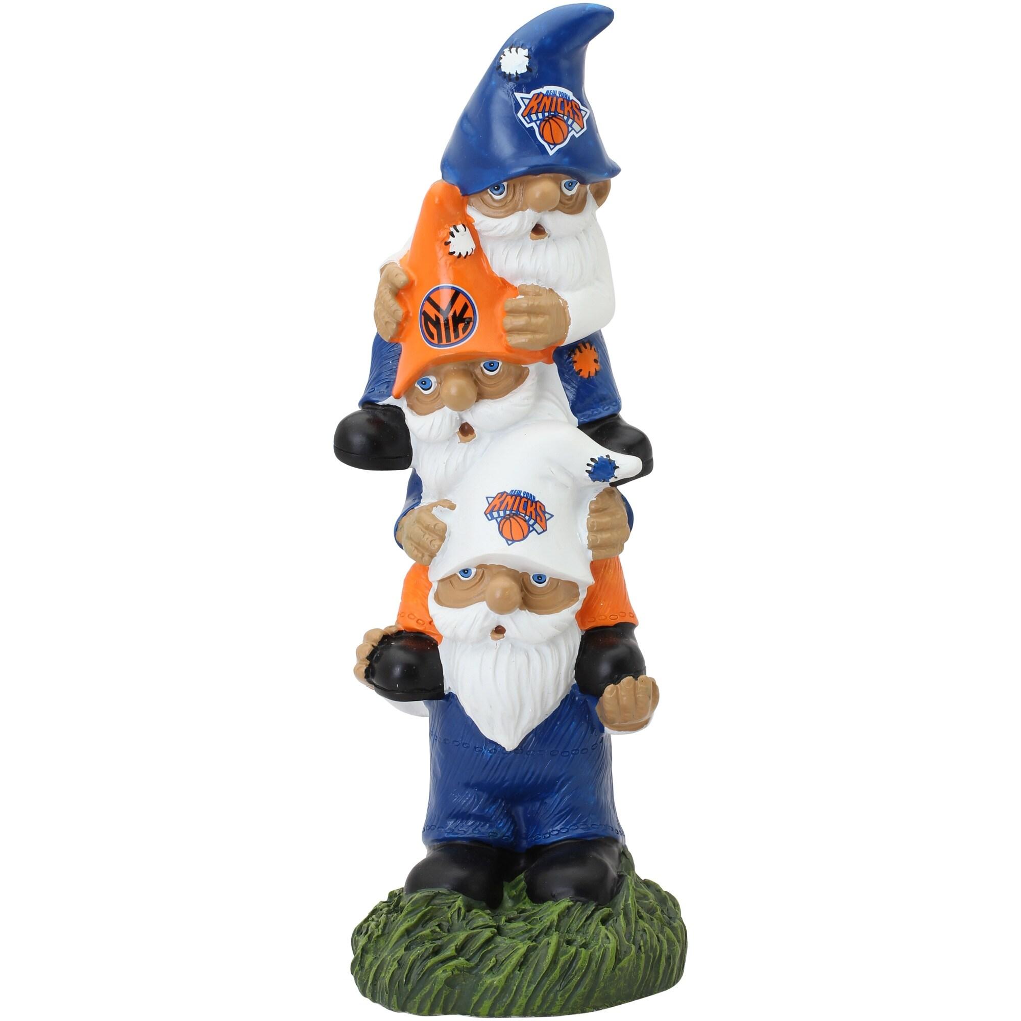 New York Knicks Totem Gnome Statue