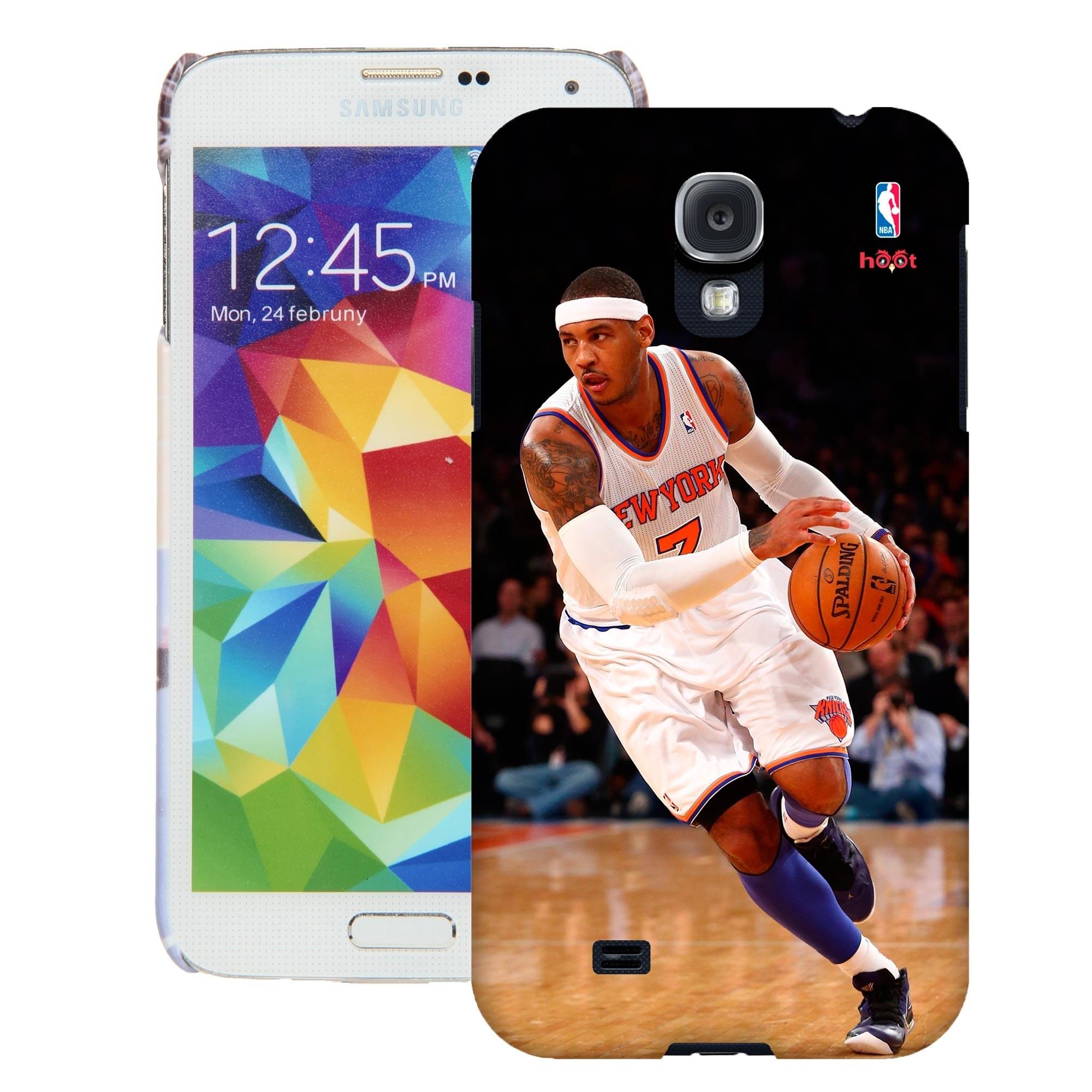 Carmelo Anthony New York Knicks Galaxy S5 Player Case