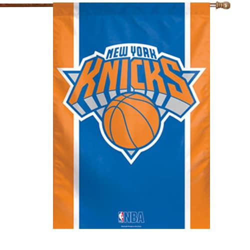 "New York Knicks WinCraft 28"" x 40"" Two-Sided Vertical Flag"