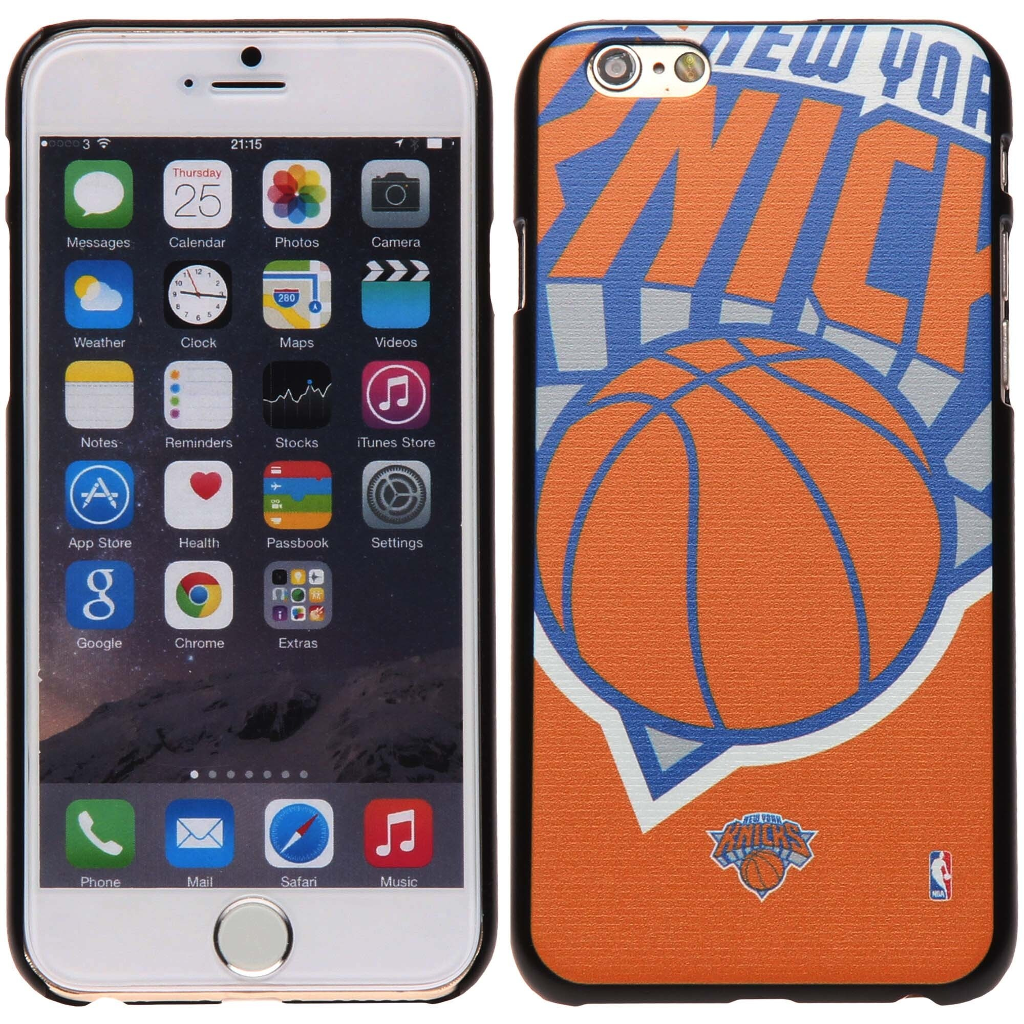 New York Knicks iPhone 6 XL Graphic Cell Phone Case
