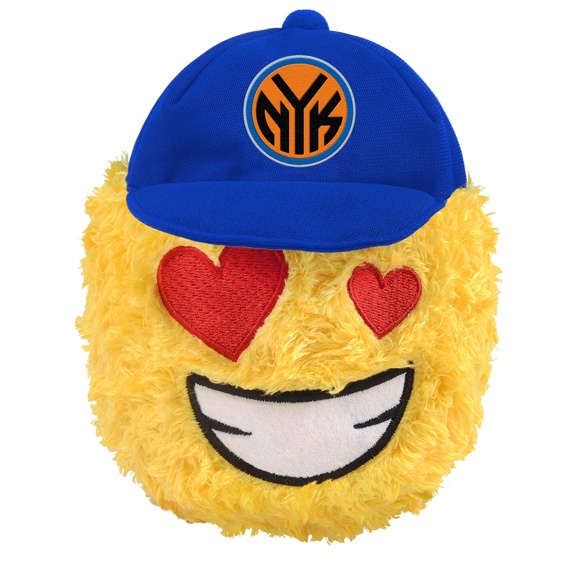 "New York Knicks 5"" Heart Eyes Teamoji Plush Toy"