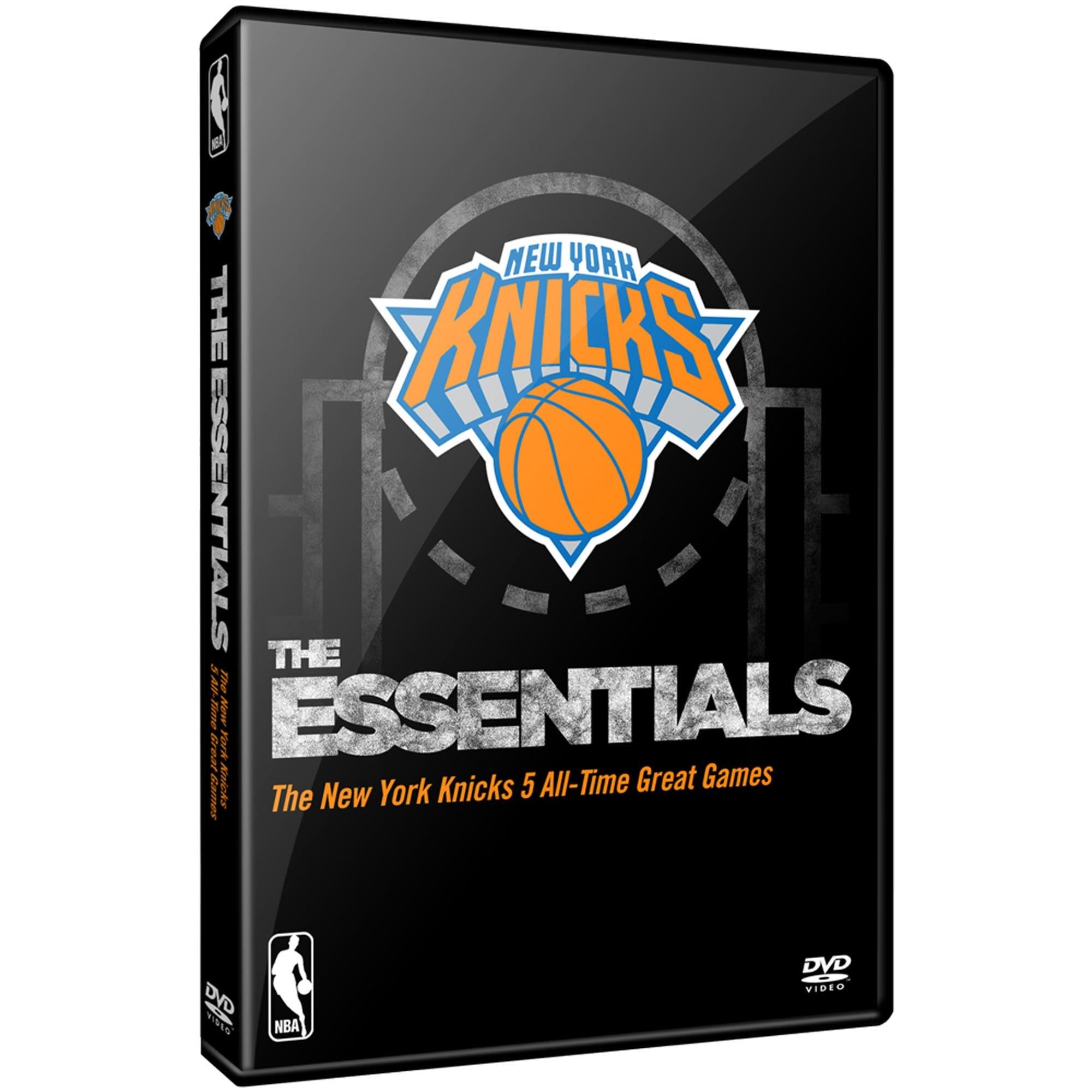 New York Knicks NBA Essentials DVD