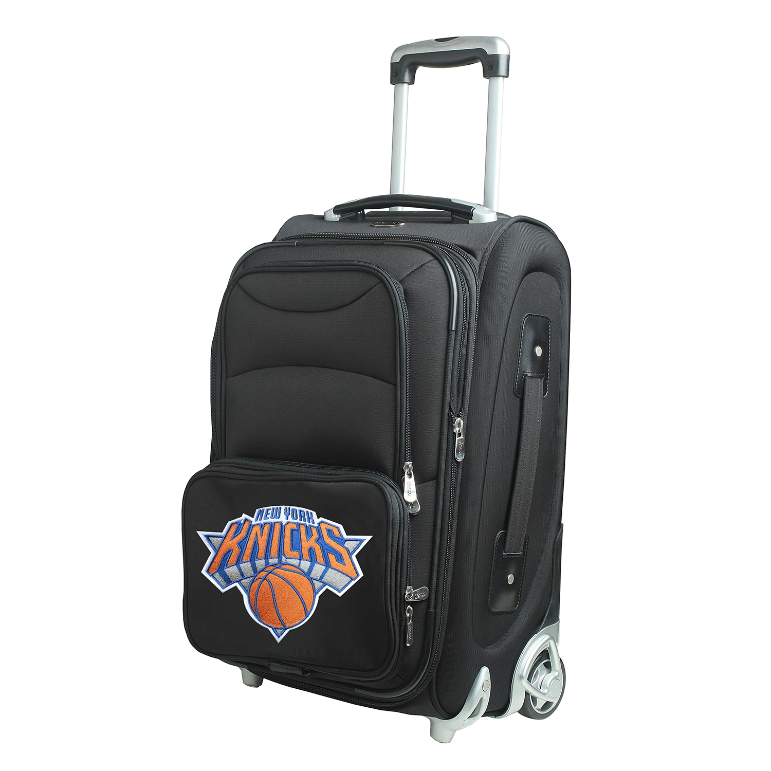 """New York Knicks 21"""" Rolling Carry-On Suitcase"""