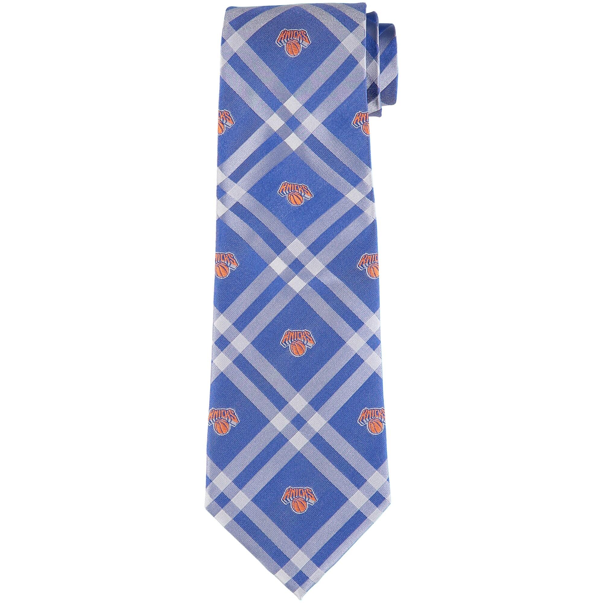 New York Knicks Rhodes Tie - Blue