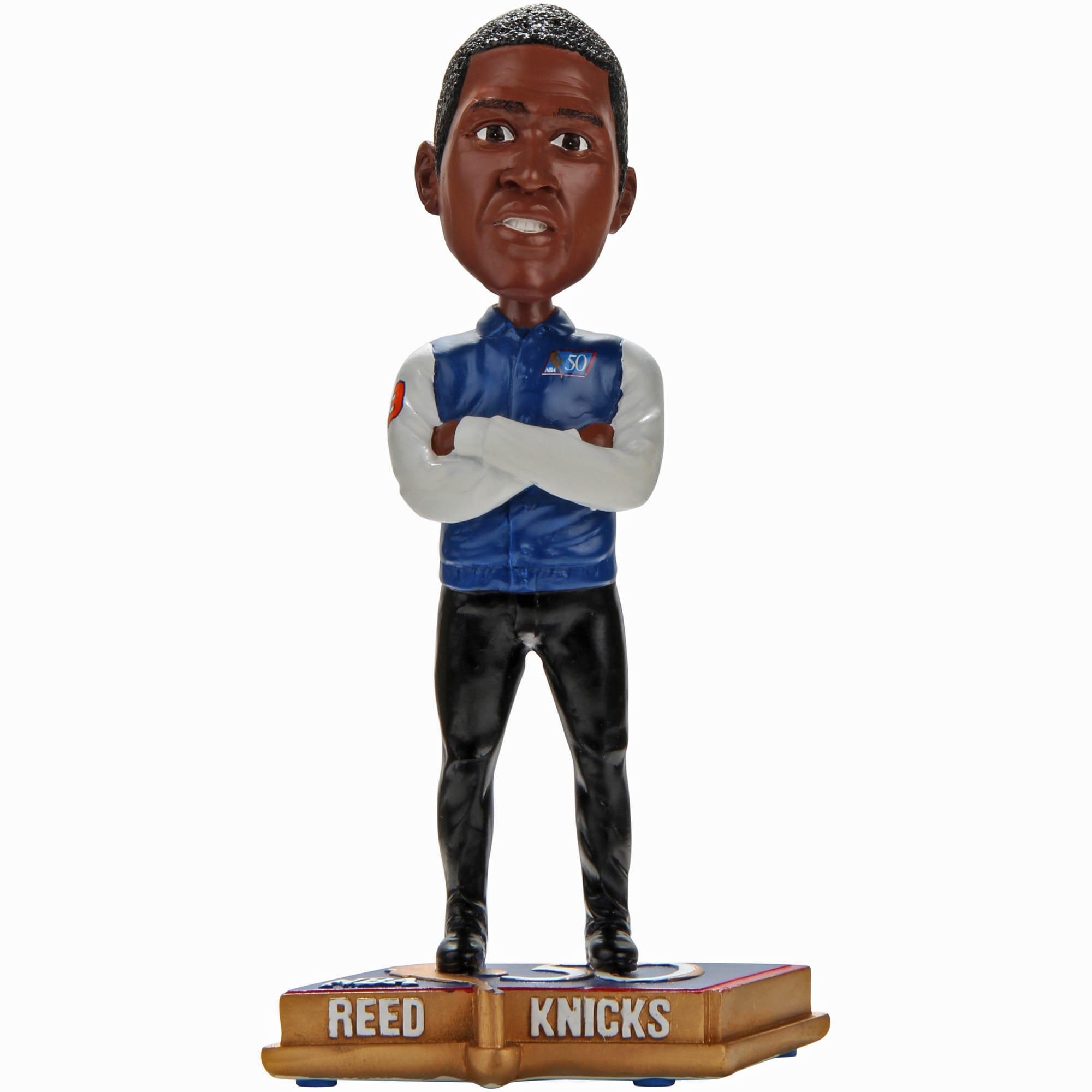 Willis Reed New York Knicks 50 Greatest NBA Players Bobblehead