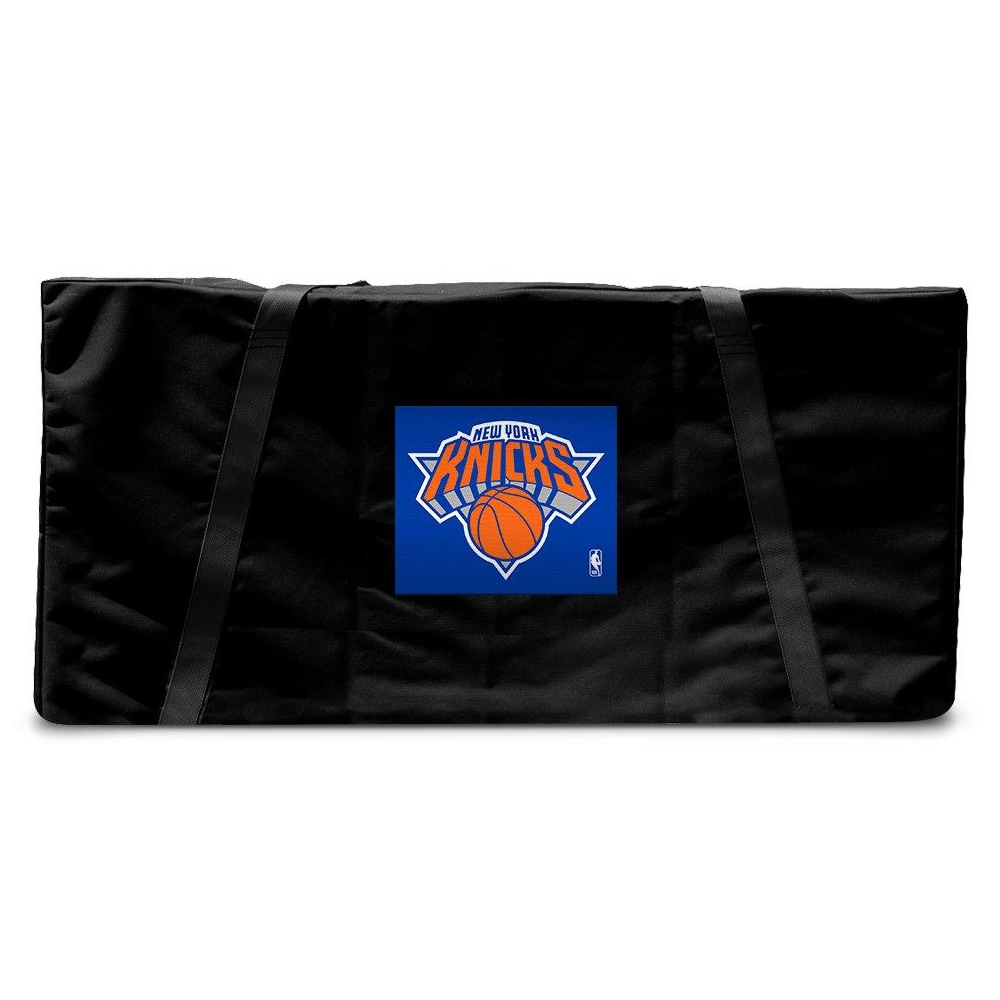 New York Knicks Regulation Cornhole Carrying Case