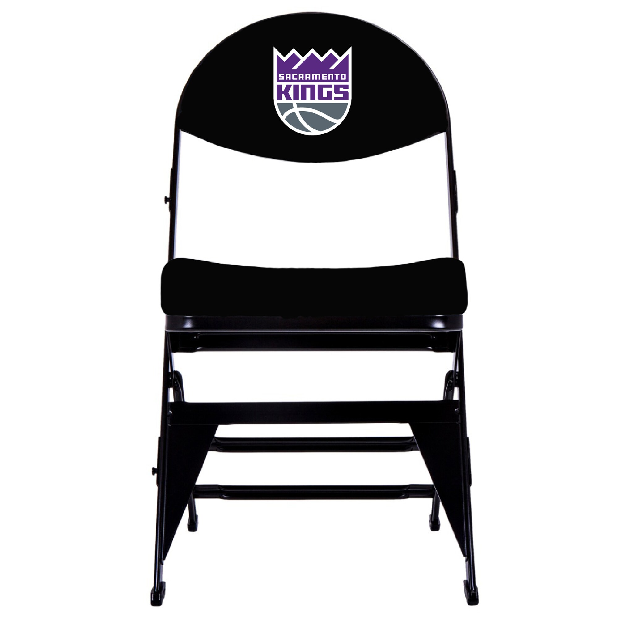 Sacramento Kings X-Frame Court Side Folding Chair