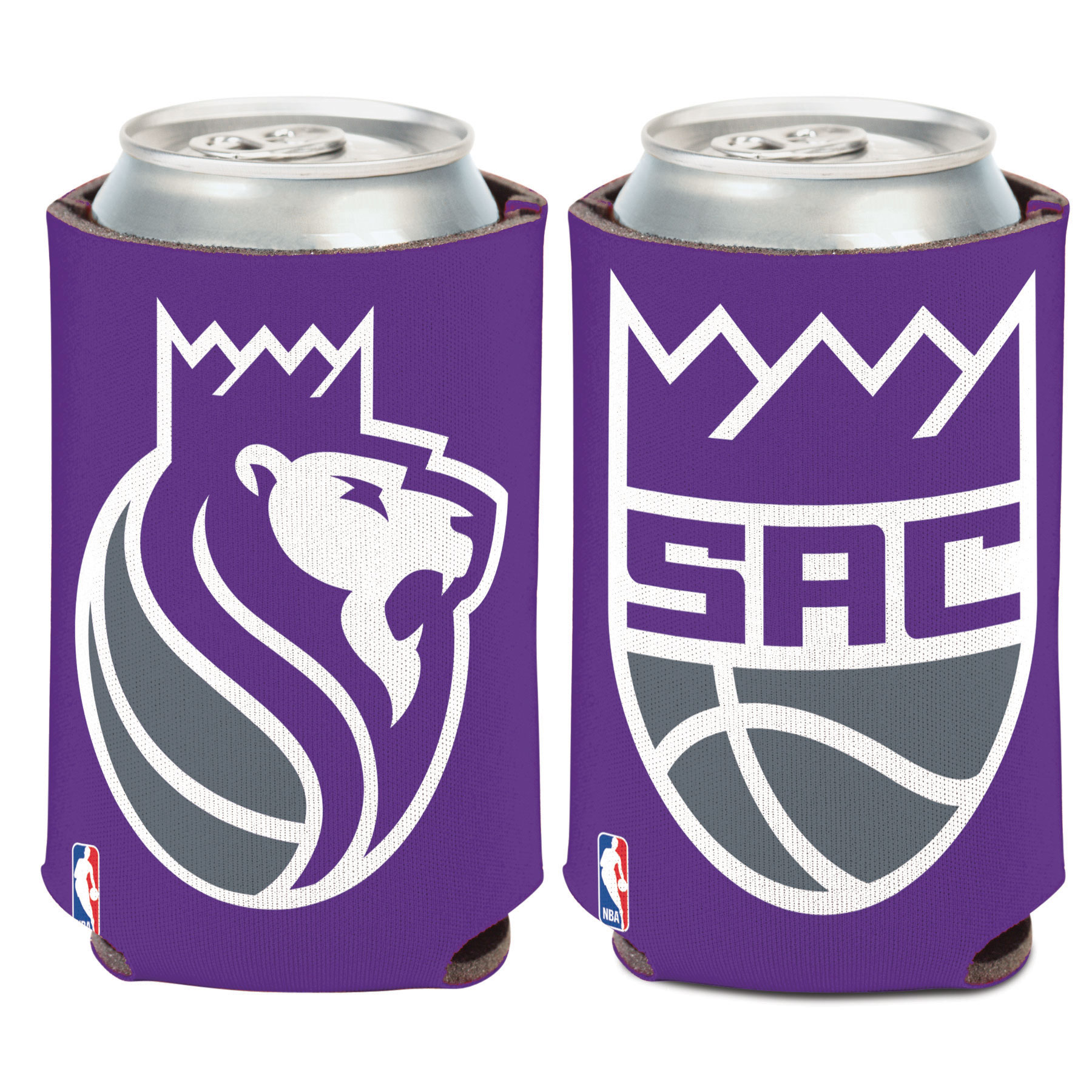 Sacramento Kings WinCraft New Logo 12oz. Can Cooler