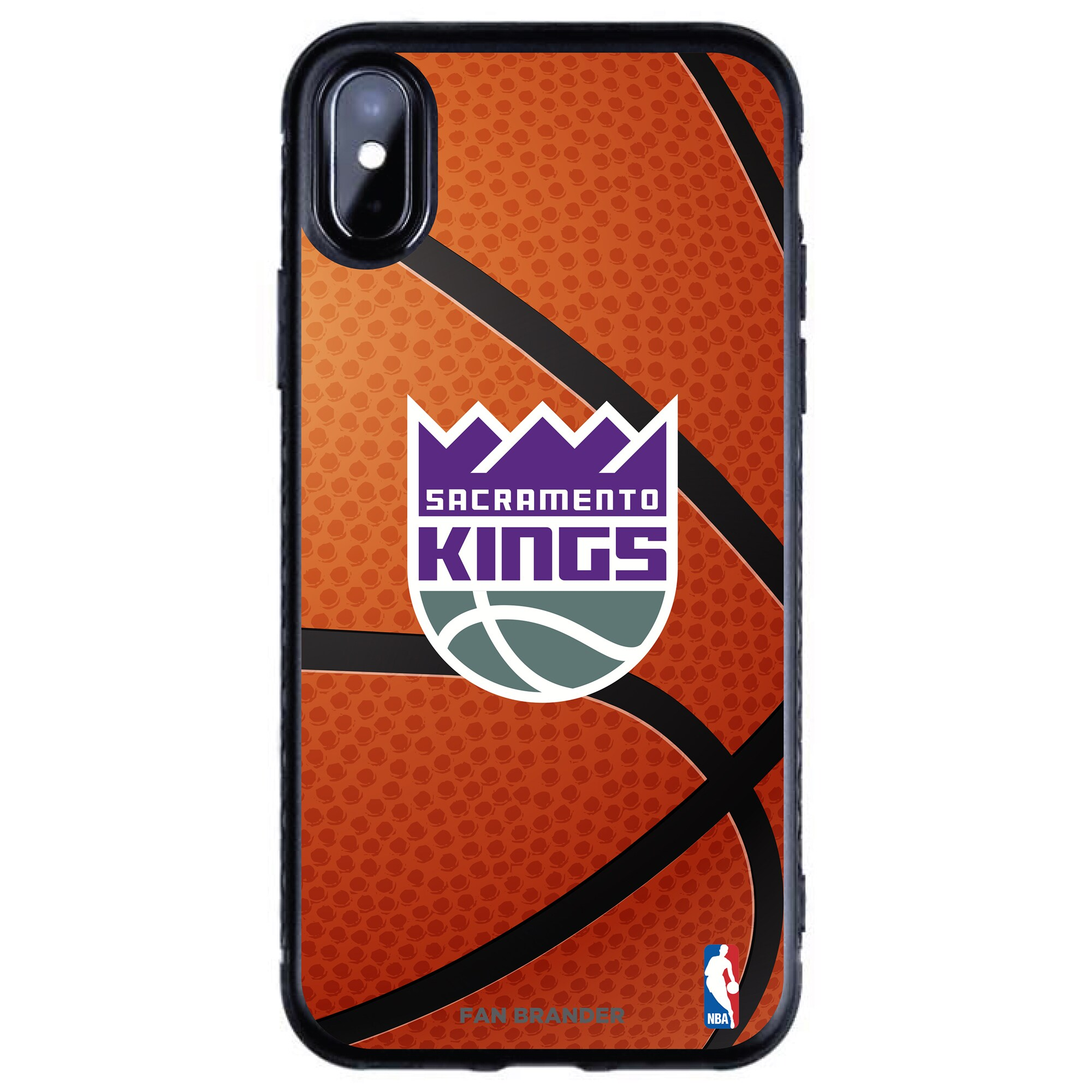 Sacramento Kings Primary Mark iPhone Case