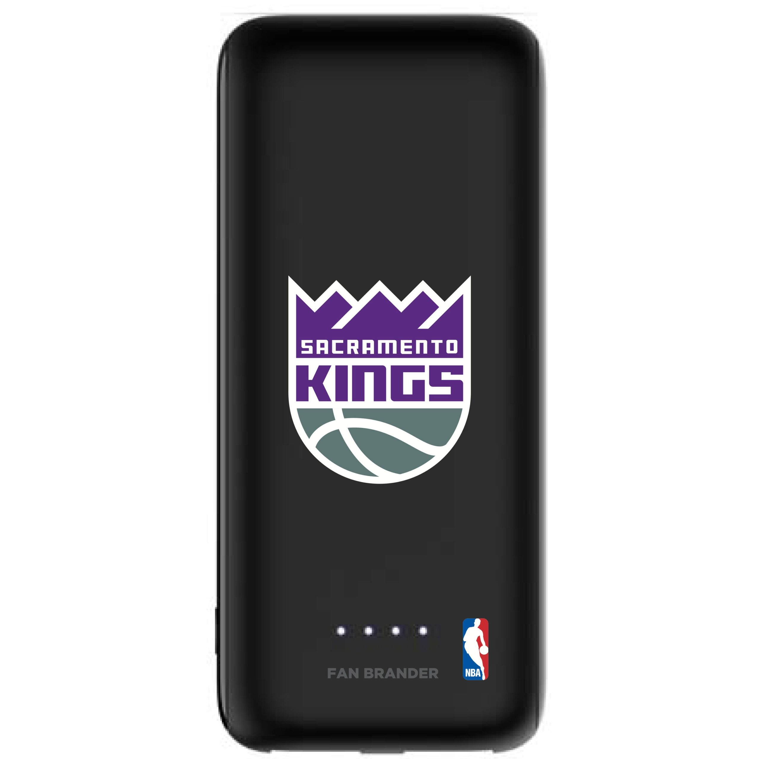 Sacramento Kings mophie 5200 mAh Universal Battery Power Boost