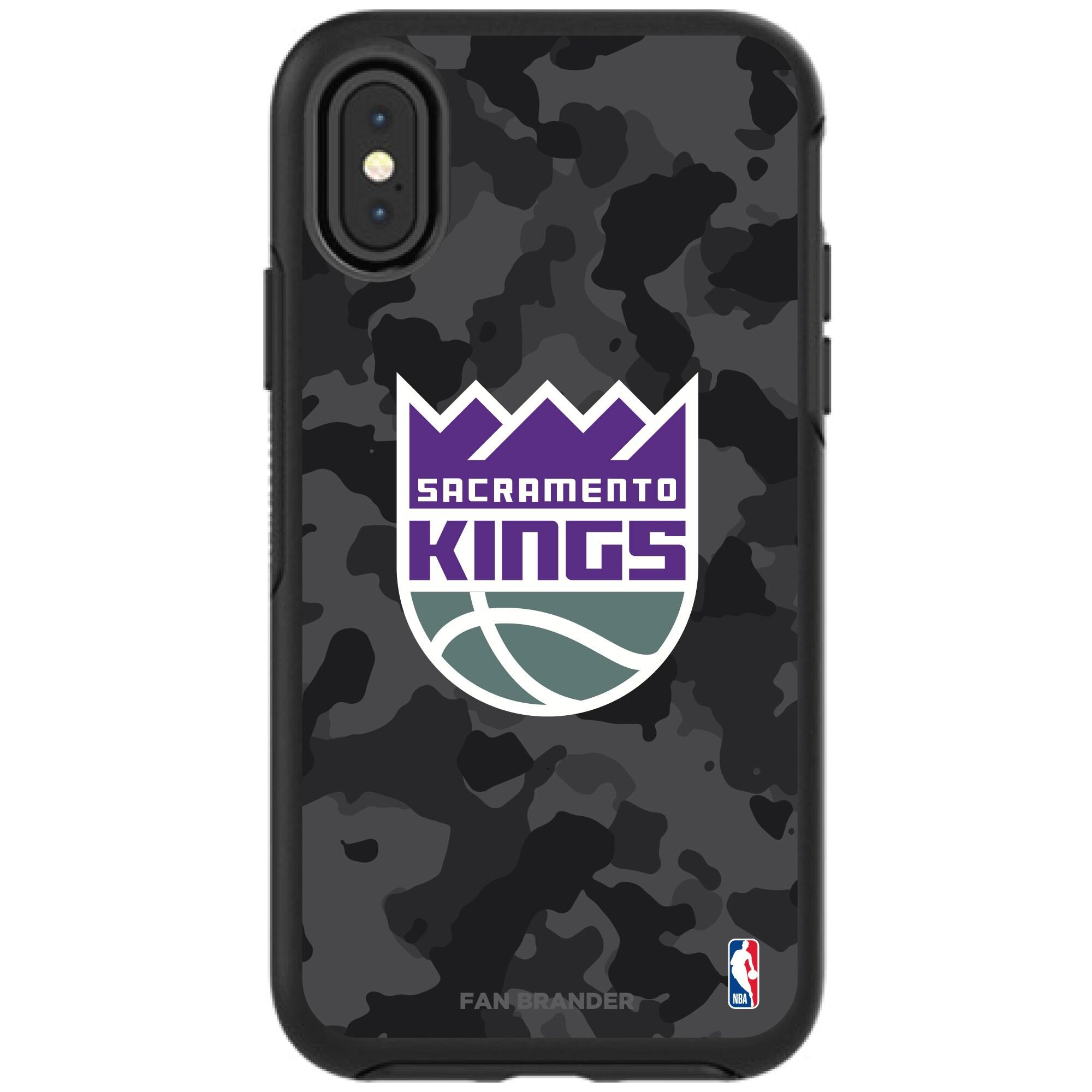 Sacramento Kings OtterBox Urban Camo iPhone Case