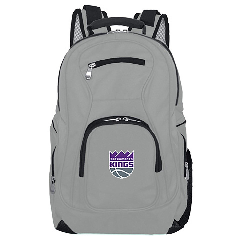 Sacramento Kings Backpack Laptop - Gray