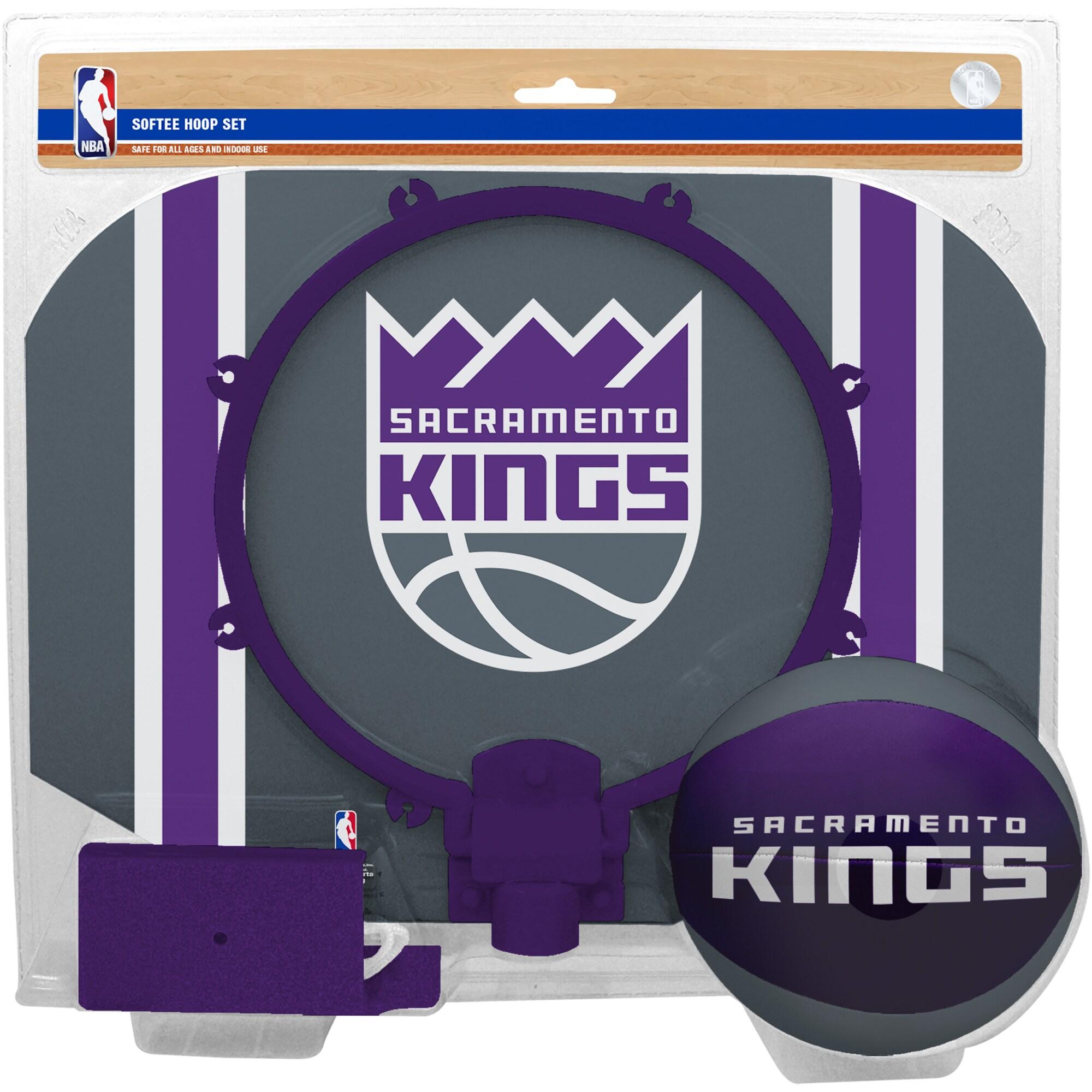 Sacramento Kings Rawlings Softee Hoop & Ball Set