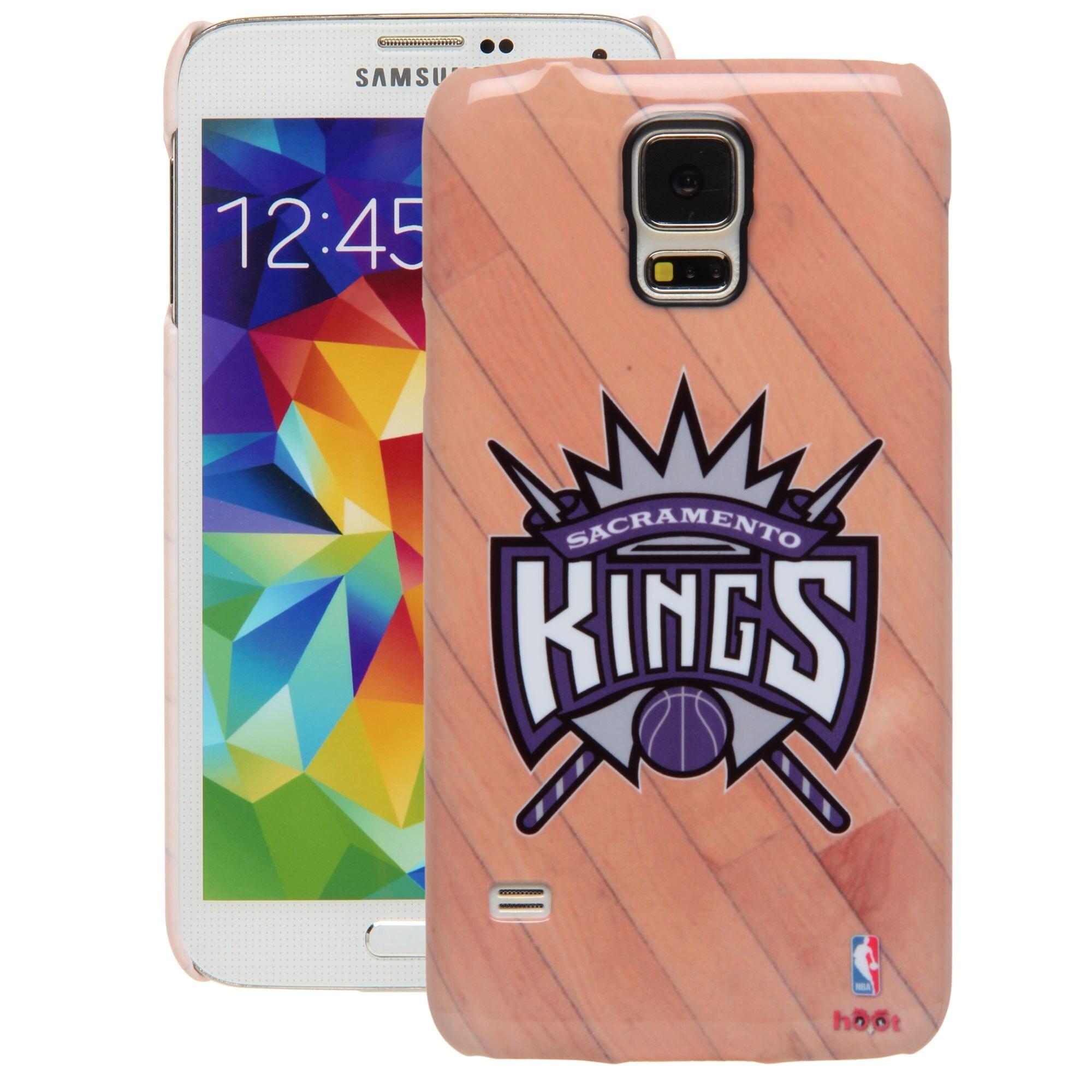 Sacramento Kings Galaxy S5 Hardwood Court Case
