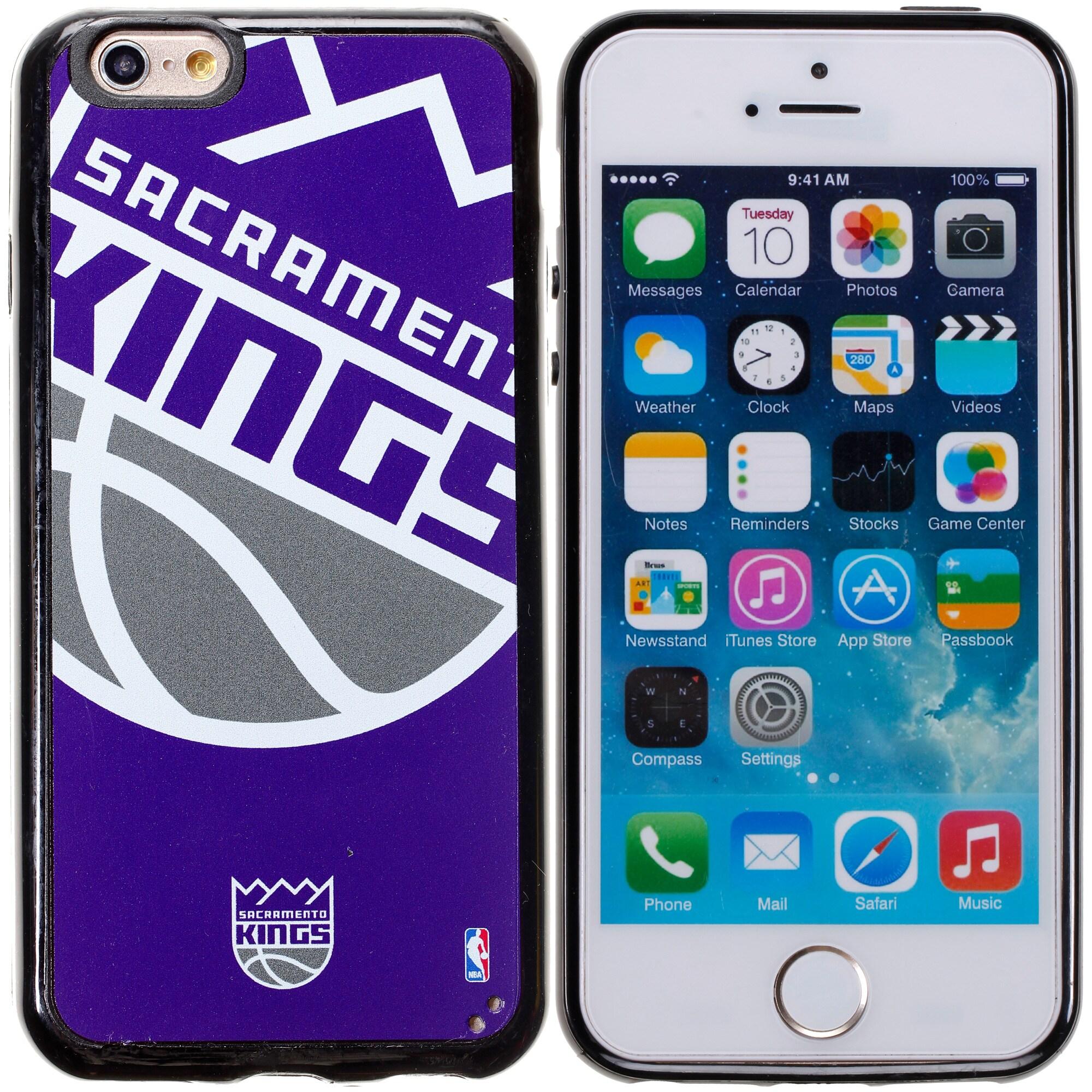 Sacramento Kings XXL iPhone SE Case