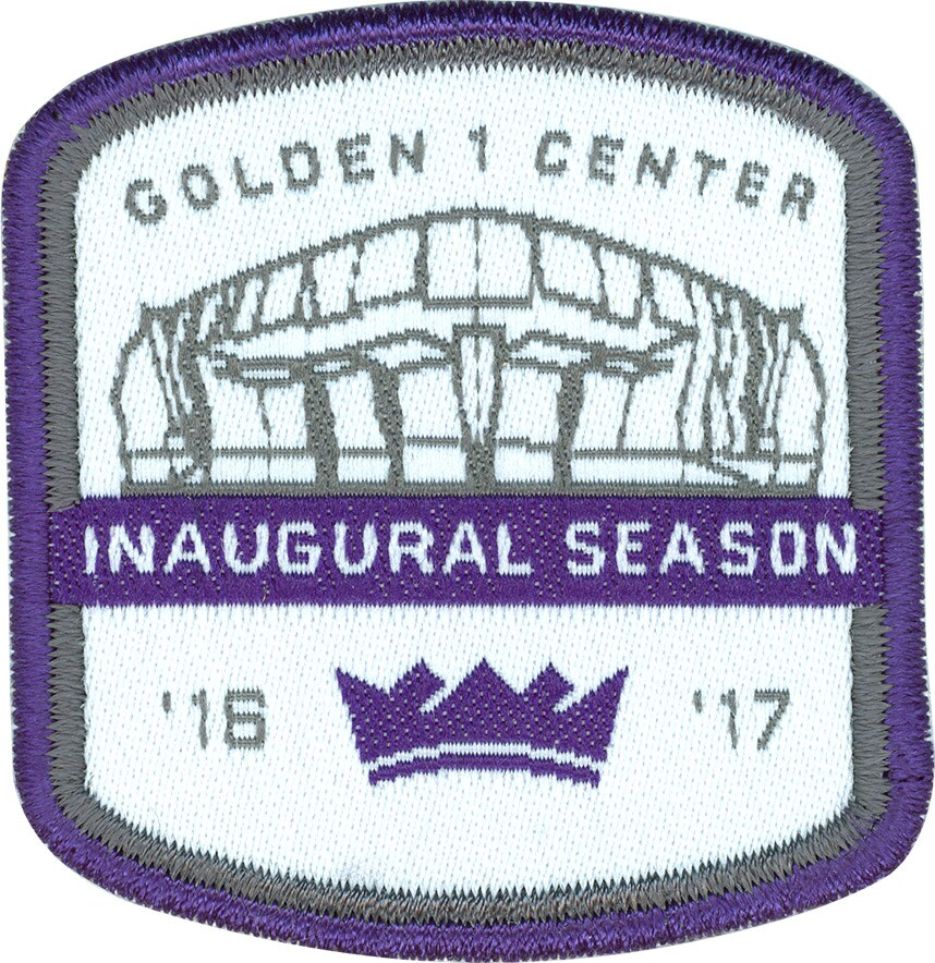 Sacramento Kings 2016/17 Opening Night Patch