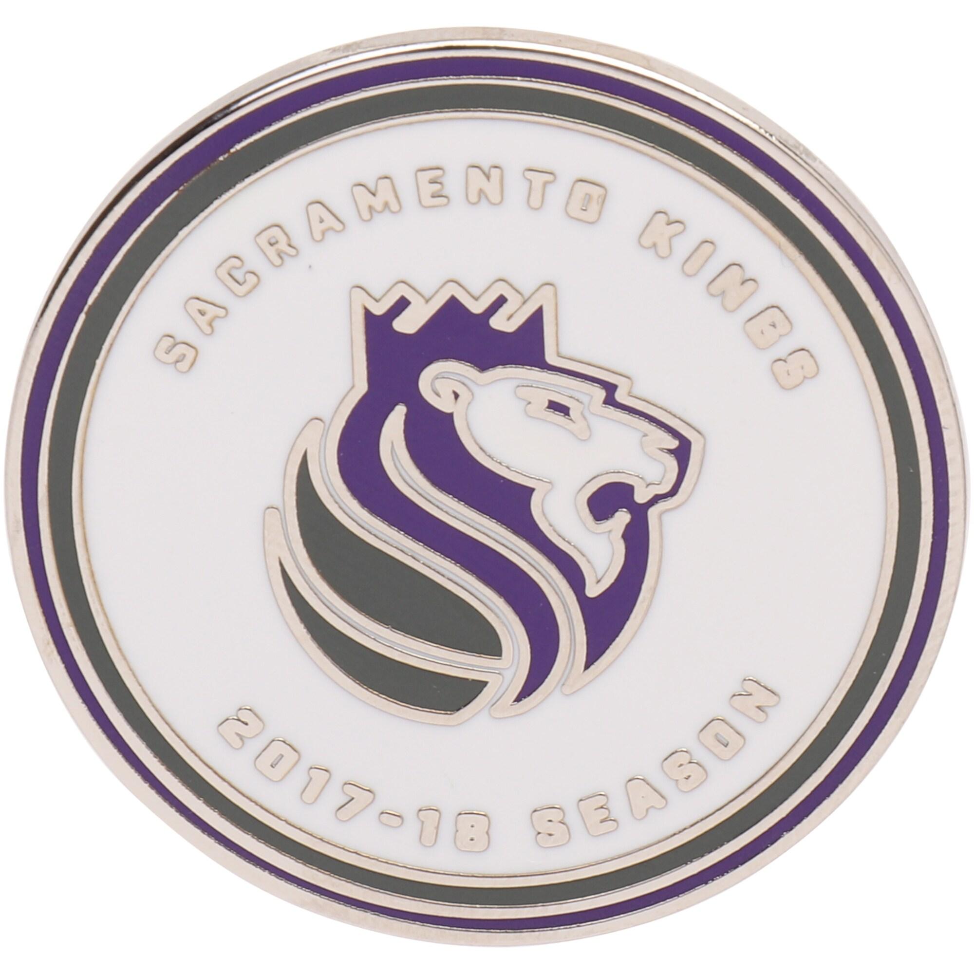 Sacramento Kings 2017-2018 Lapel Pin