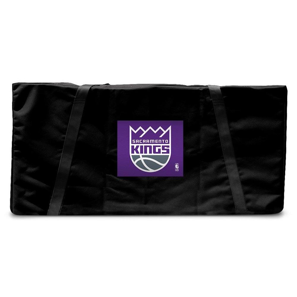 Sacramento Kings Regulation Cornhole Carrying Case