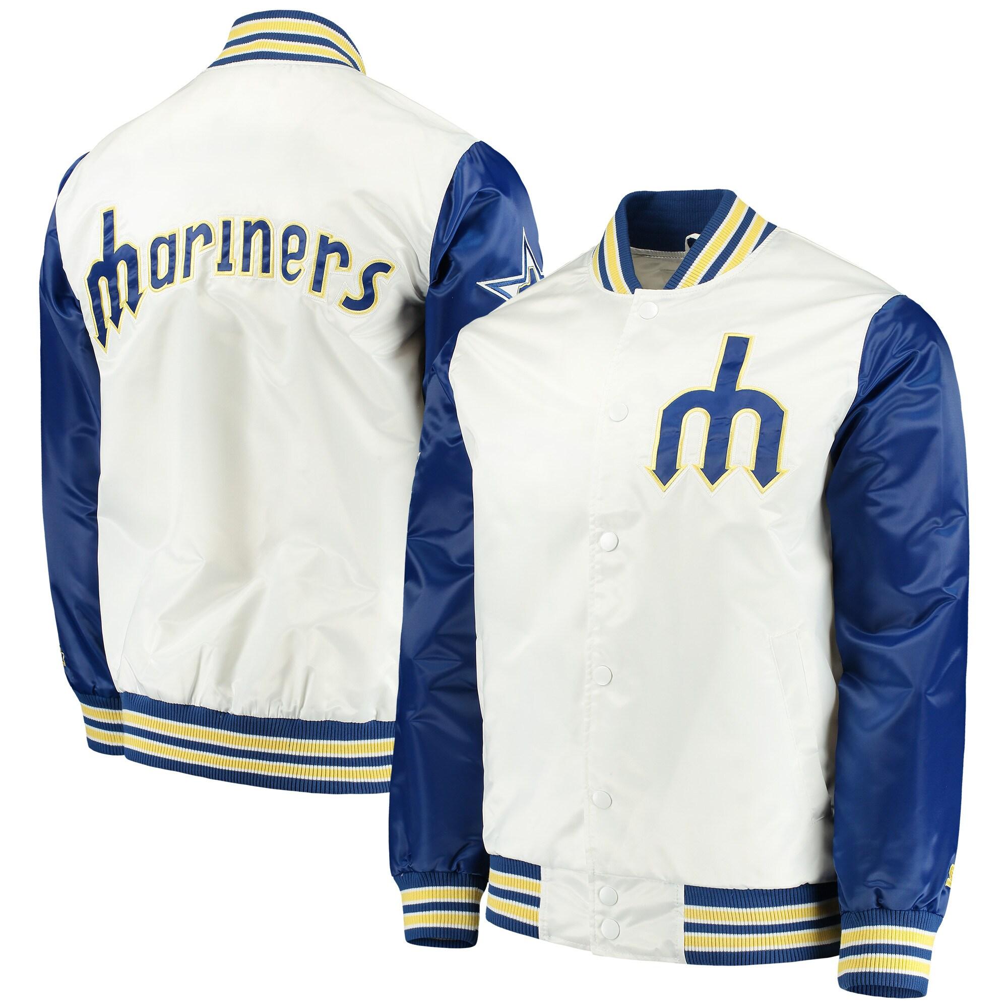 Seattle Mariners Starter The Legend Jacket - White