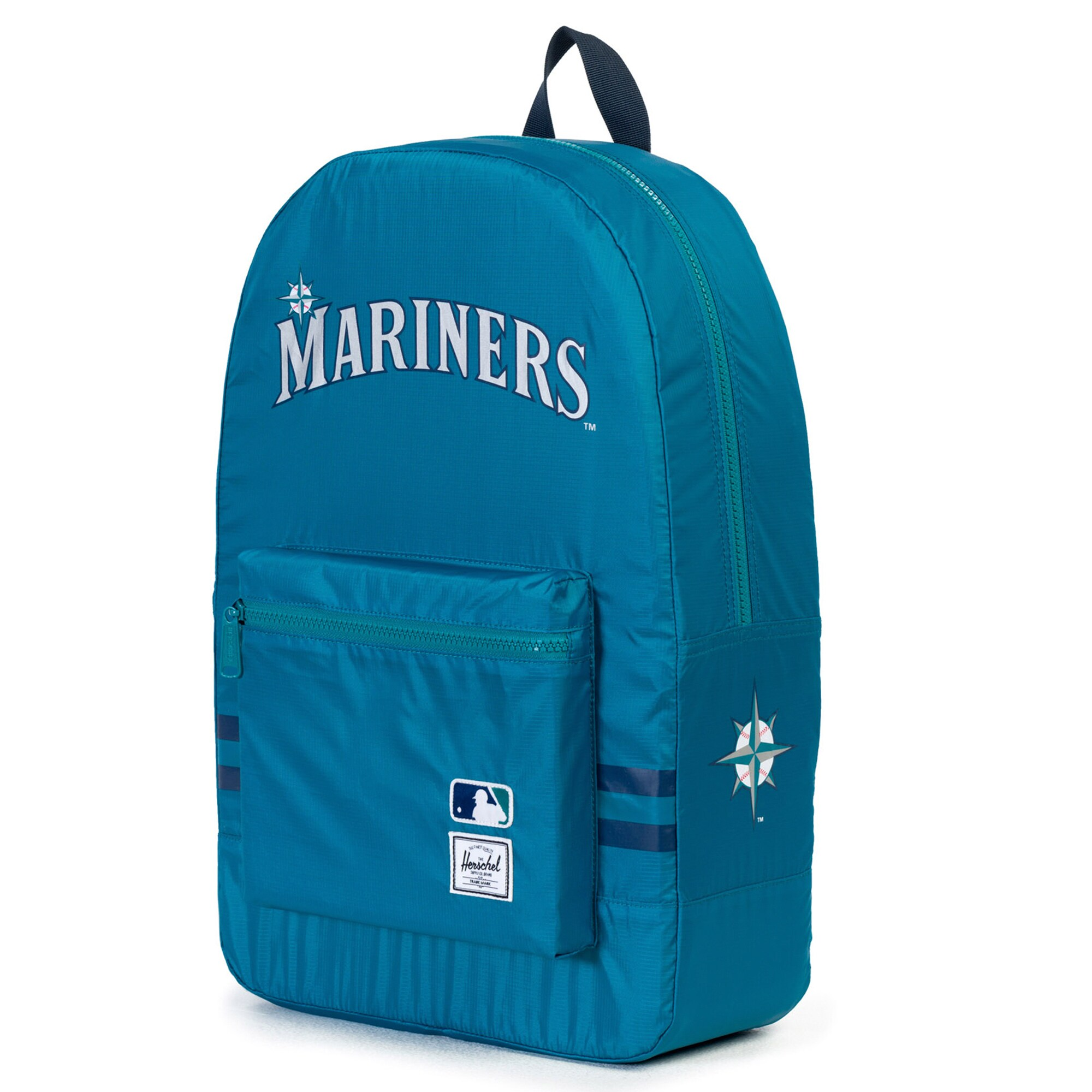 Seattle Mariners Herschel Supply Co. Packable Daypack