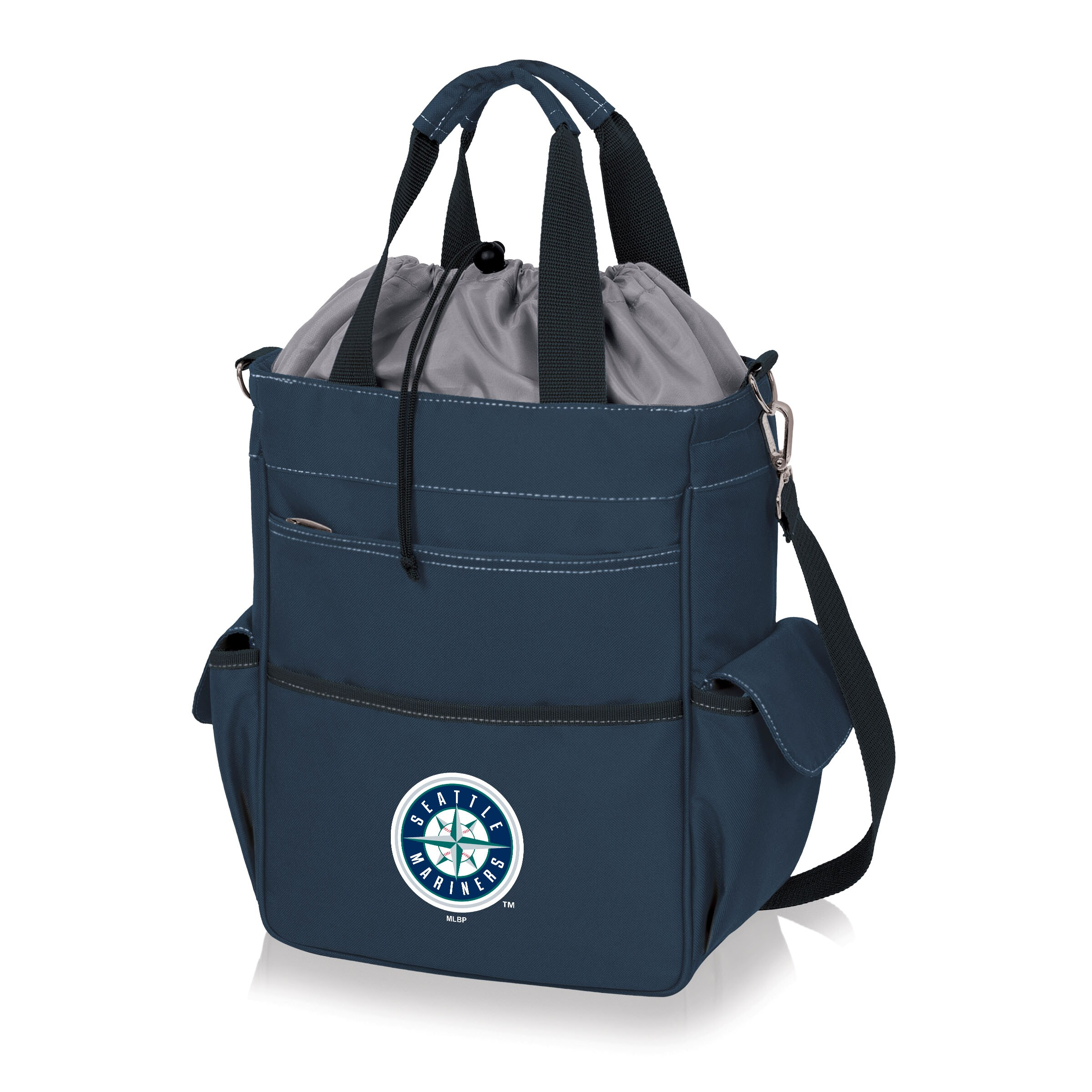 Seattle Mariners Activo Cooler Tote - Navy