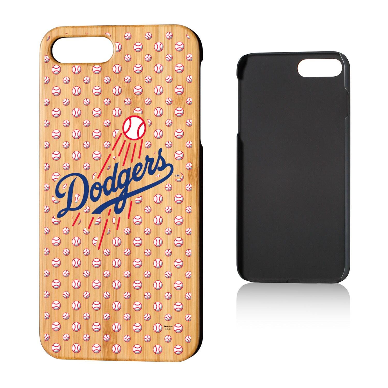 Los Angeles Dodgers iPhone 7 Plus/8 Plus Bamboo Case