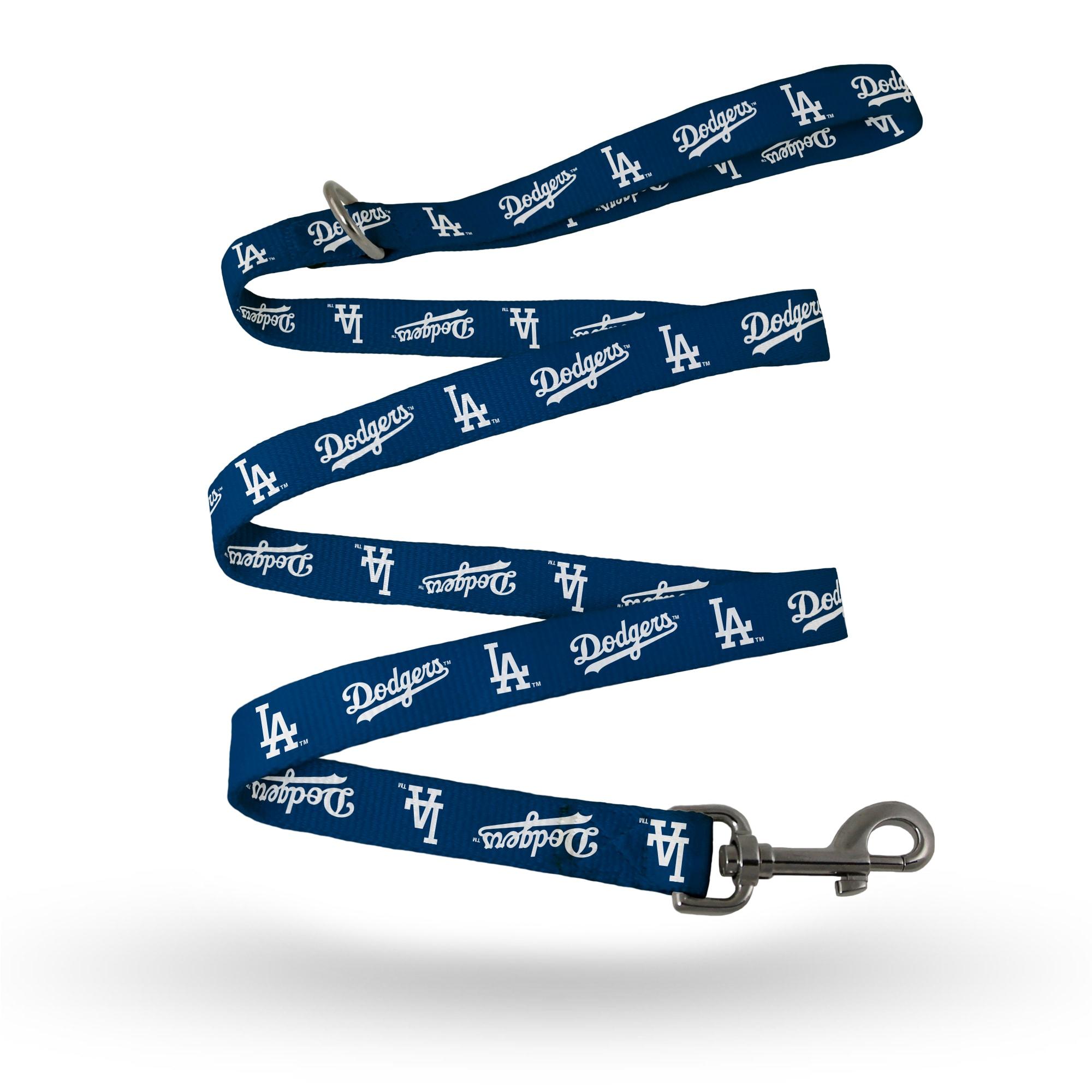 Los Angeles Dodgers Sparo Double Print Pet Leash