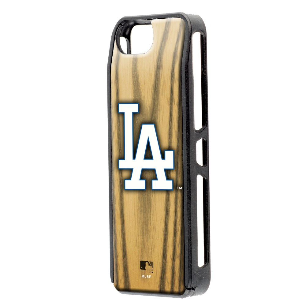 Los Angeles Dodgers Made in America iPhone 8/7/6s/6 Slyder Wallet Case