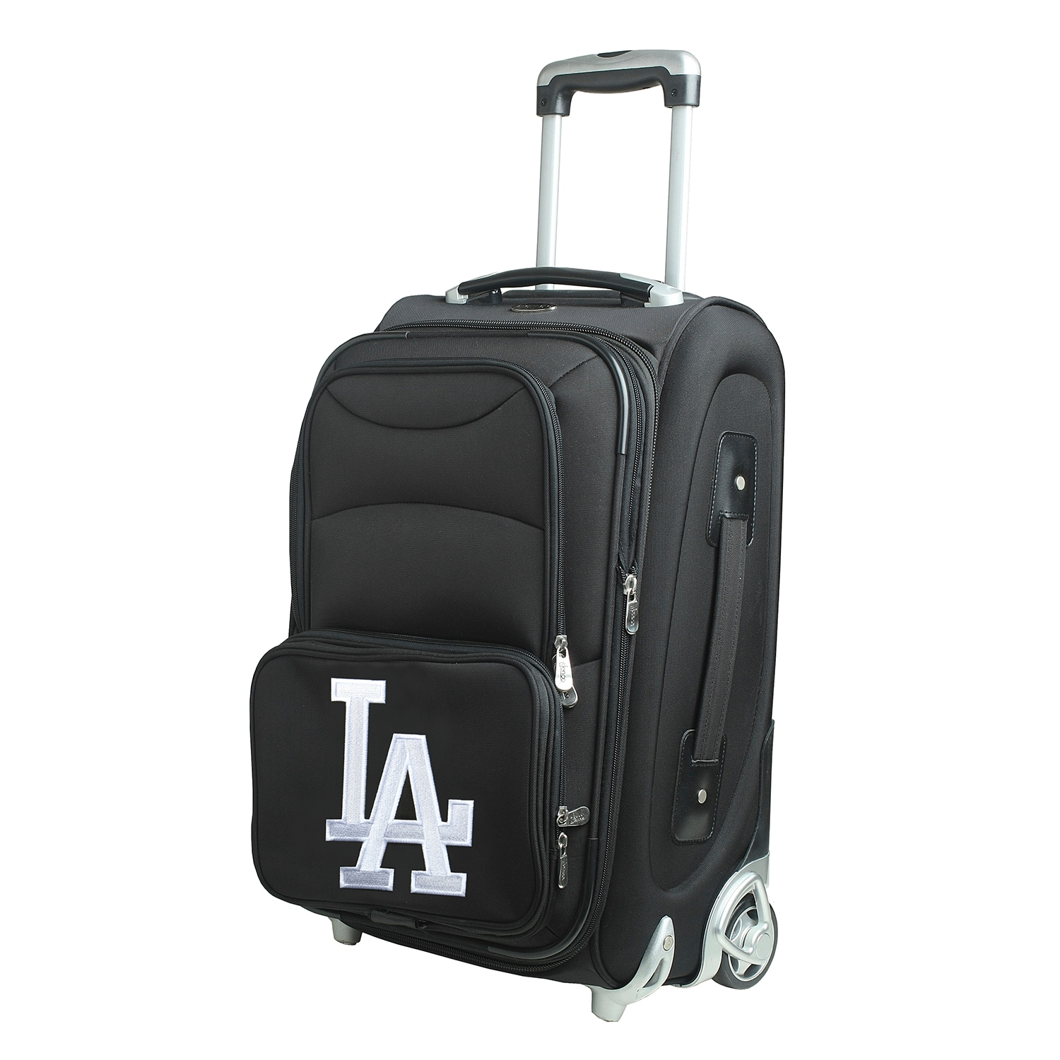 """Los Angeles Dodgers 21"""" Rolling Carry-On Suitcase"""