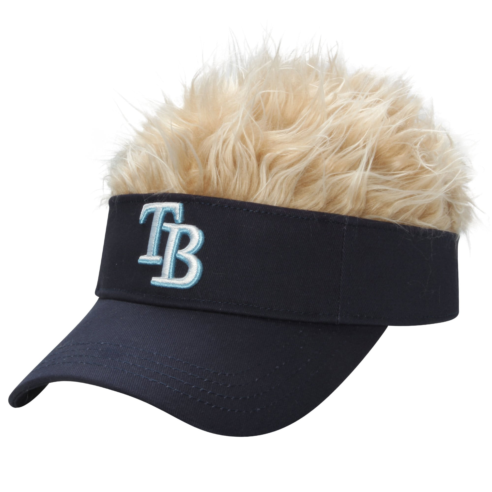 Tampa Bay Rays Flair Hair Visor
