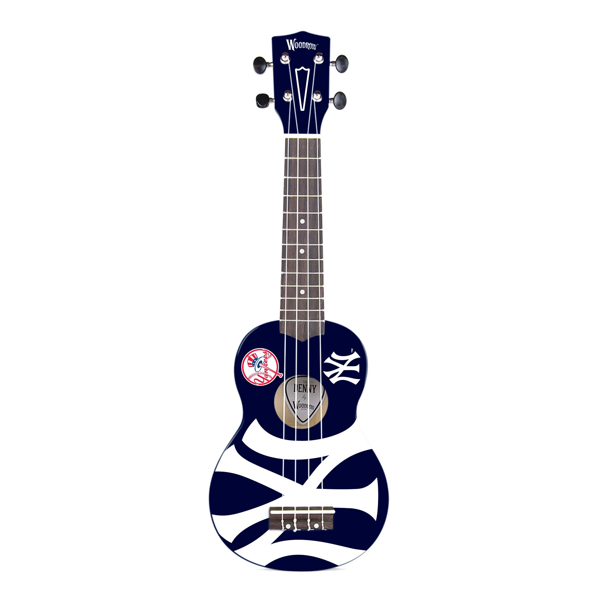 New York Yankees Woodrow Denny Ukulele