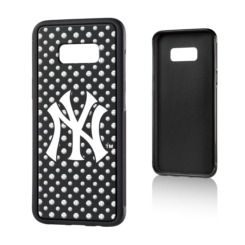 New York Yankees Galaxy S8 Plus Baseball Bump Case